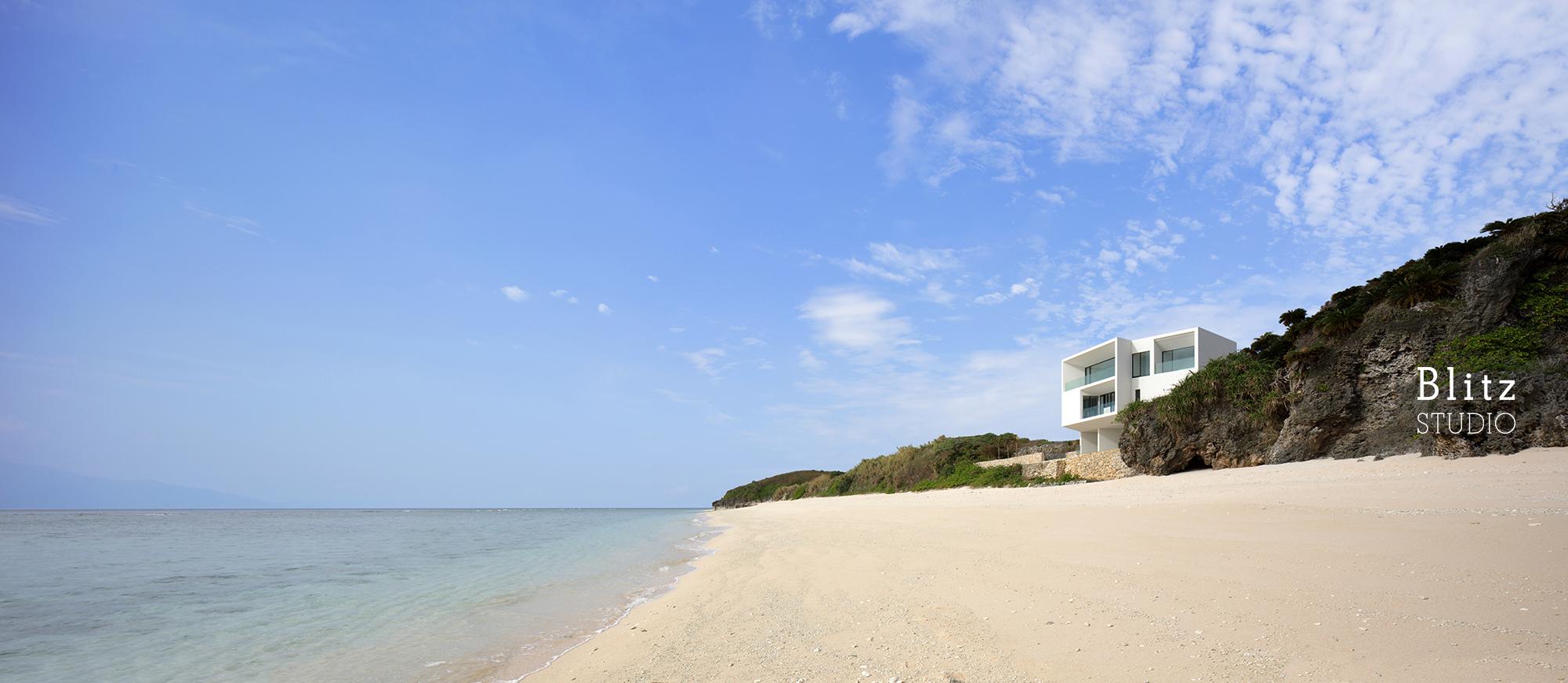 『与論島の家』-鹿児島県与論町-建築写真・竣工写真・インテリア写真5