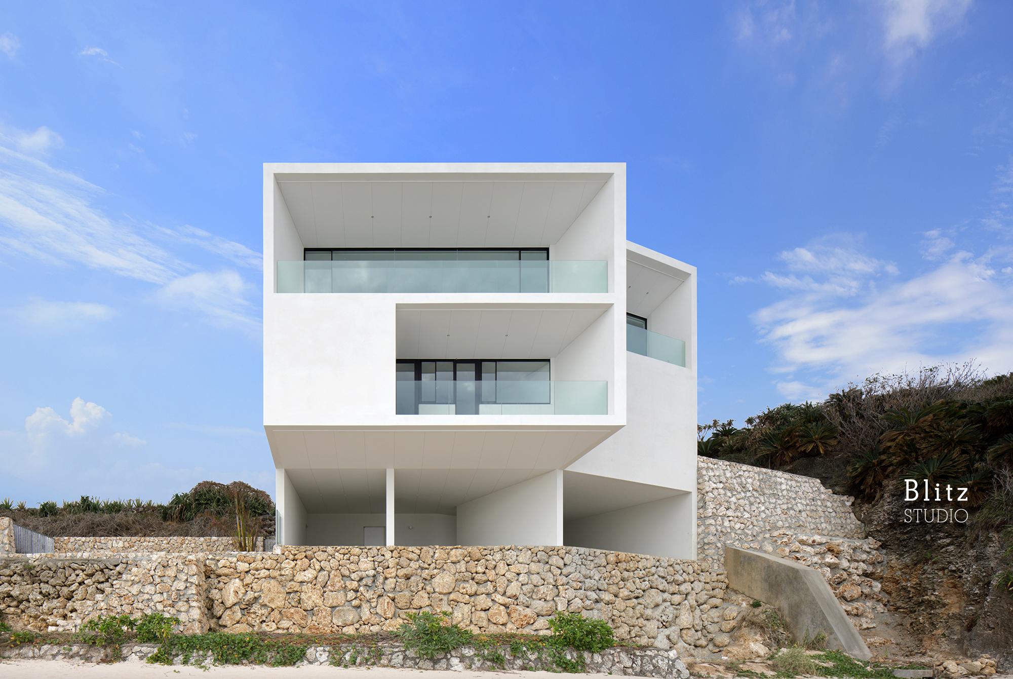 『与論島の家』建築写真・竣工写真・インテリア写真6