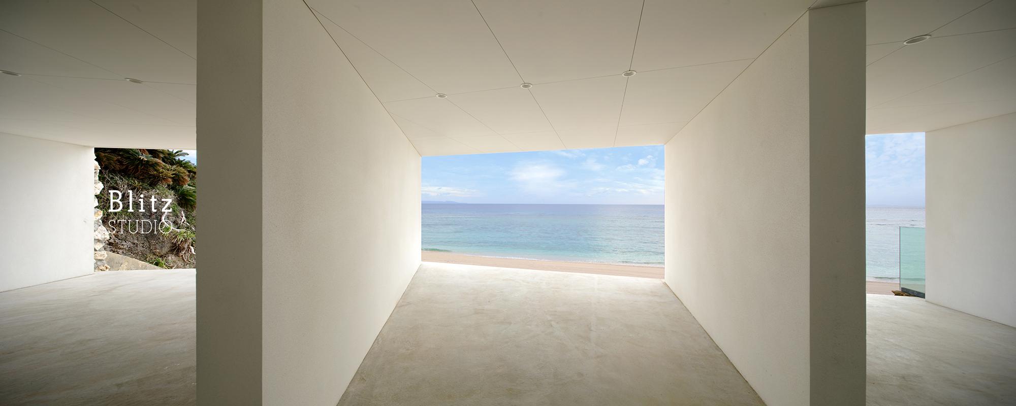 『与論島の家』建築写真・竣工写真・インテリア写真7