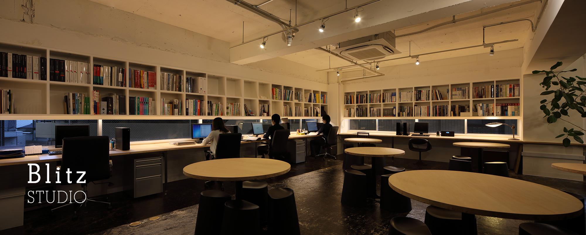 『アーキタンツ福岡一級建築士事務所 オフィス』建築写真・竣工写真・インテリア写真7