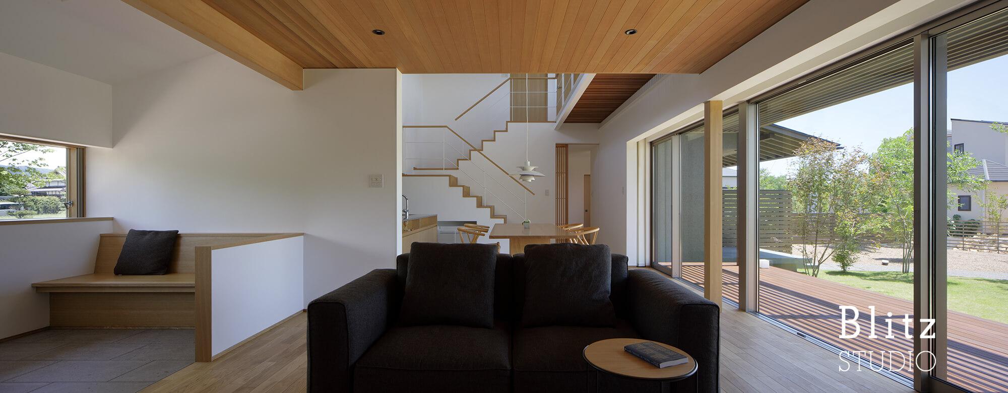 『大和町の家』建築写真・竣工写真・インテリア写真8