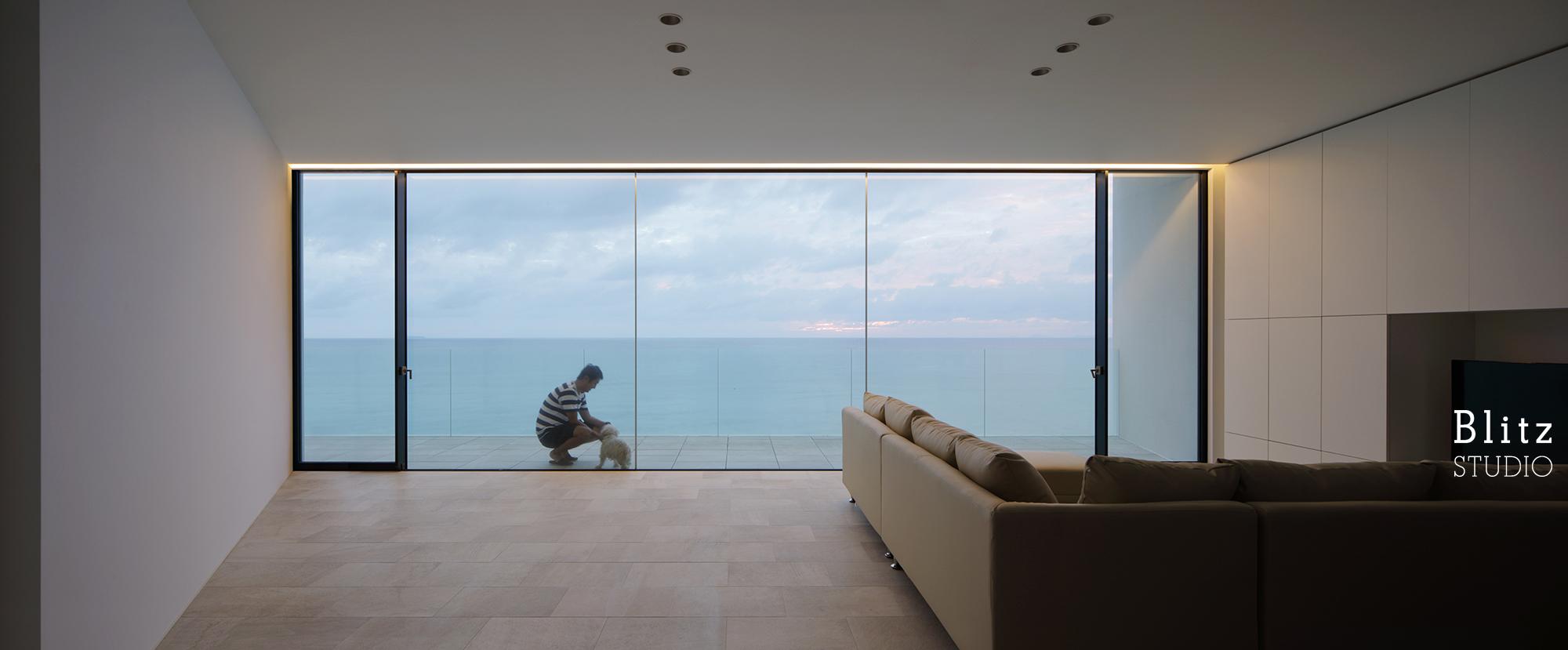 『与論島の家』建築写真・竣工写真・インテリア写真8