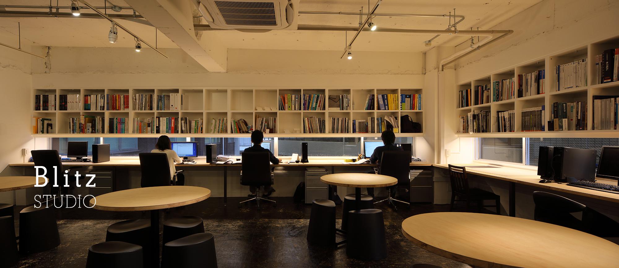 『アーキタンツ福岡一級建築士事務所 オフィス』建築写真・竣工写真・インテリア写真8