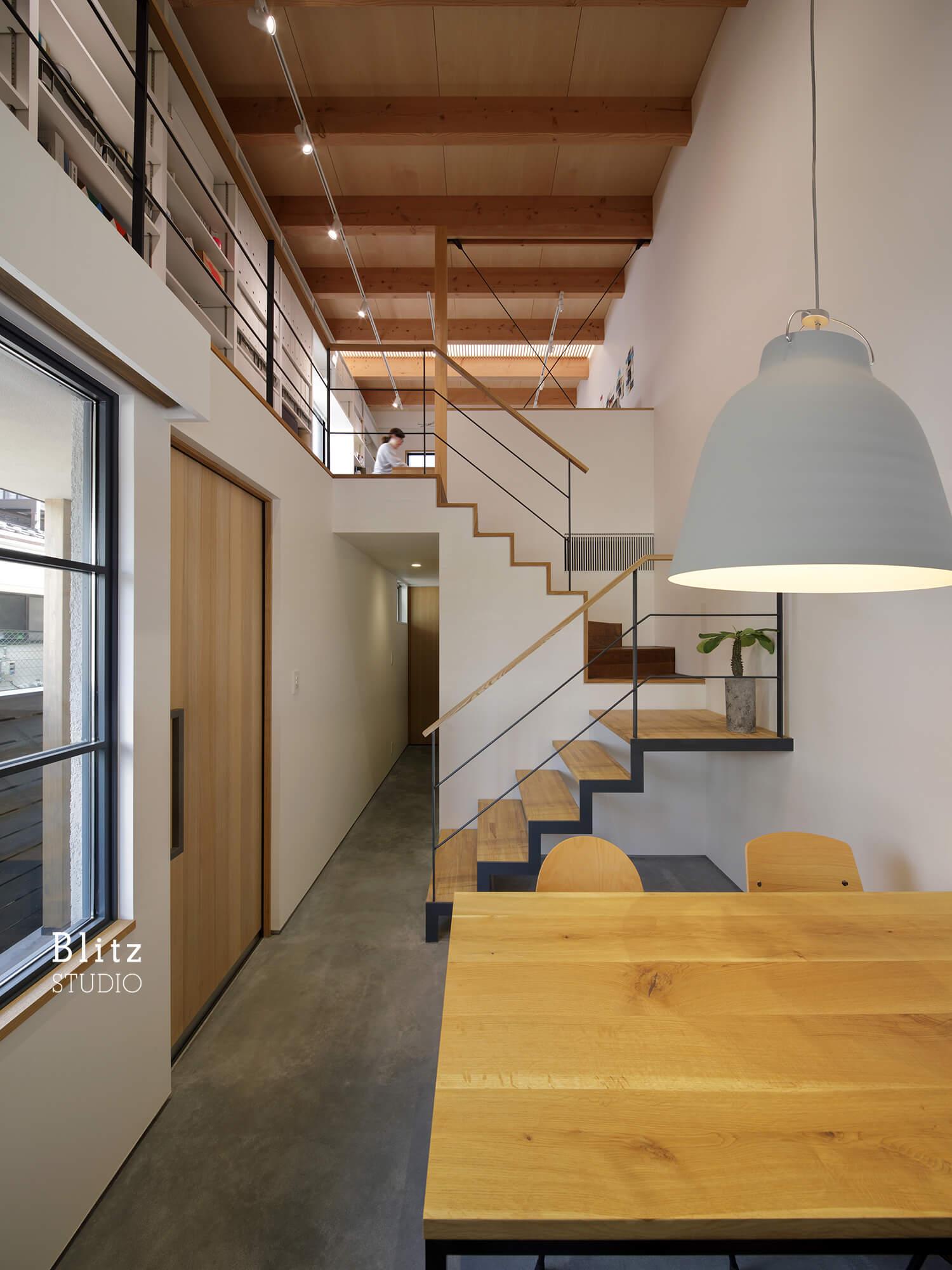 『川尻の町家』建築写真・竣工写真・インテリア写真9