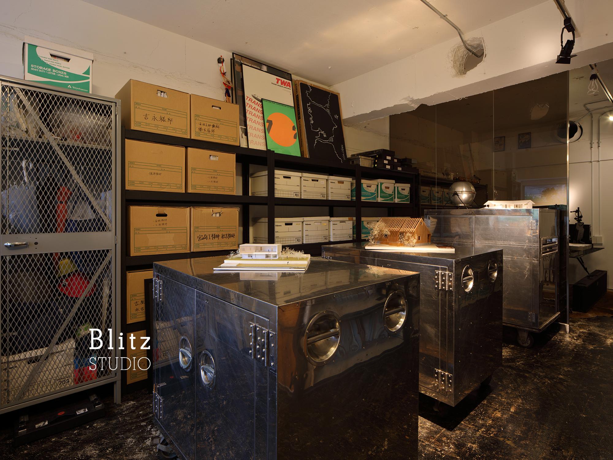『アーキタンツ福岡一級建築士事務所 オフィス』建築写真・竣工写真・インテリア写真9
