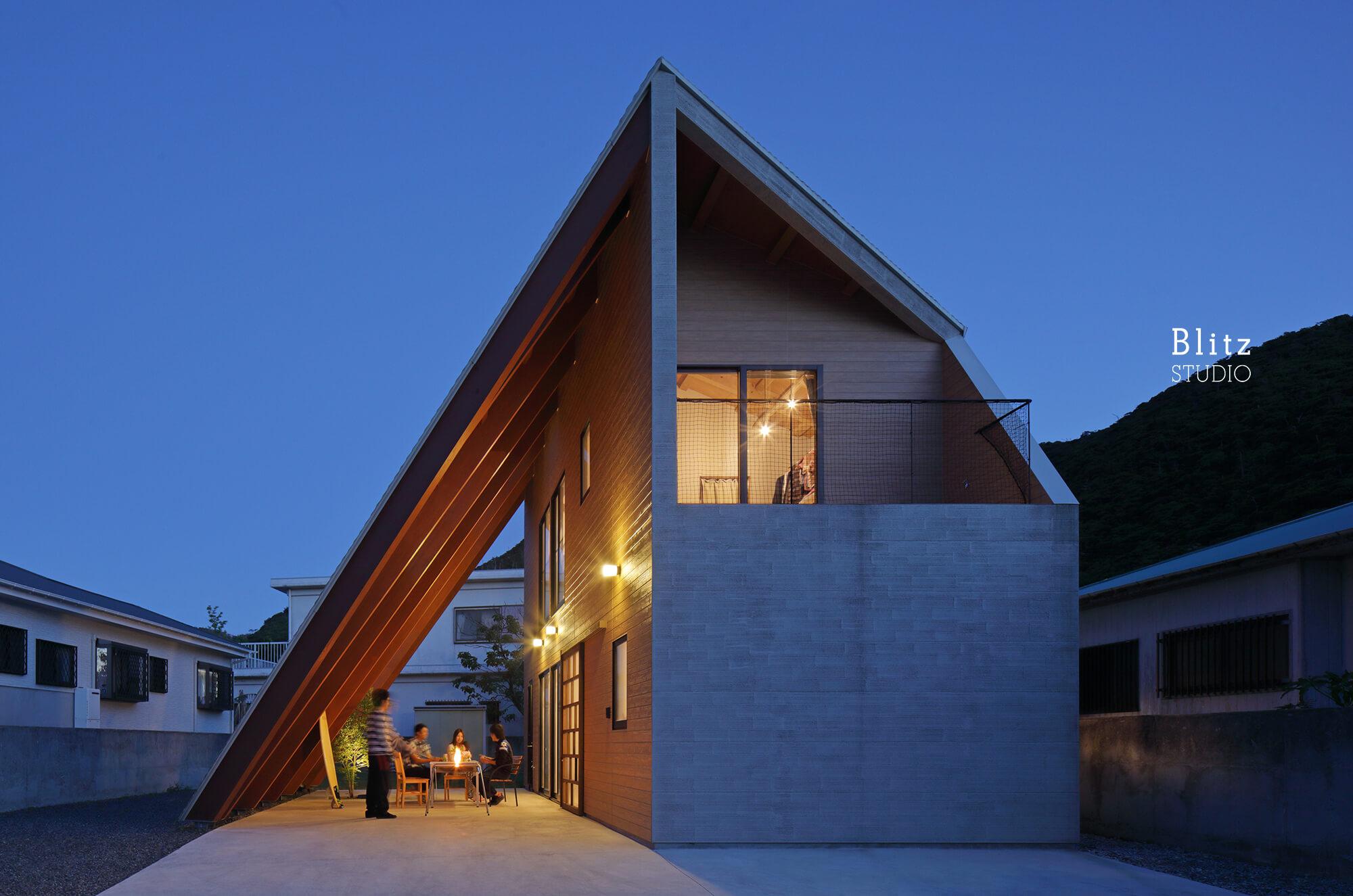 『大屋根の家』建築写真・竣工写真・インテリア写真11