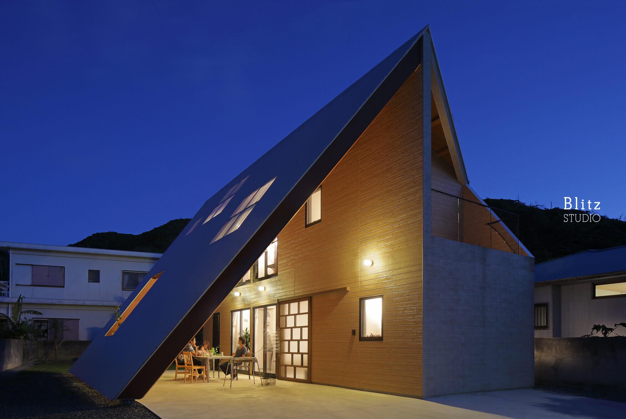『大屋根の家』建築写真・竣工写真・インテリア写真12