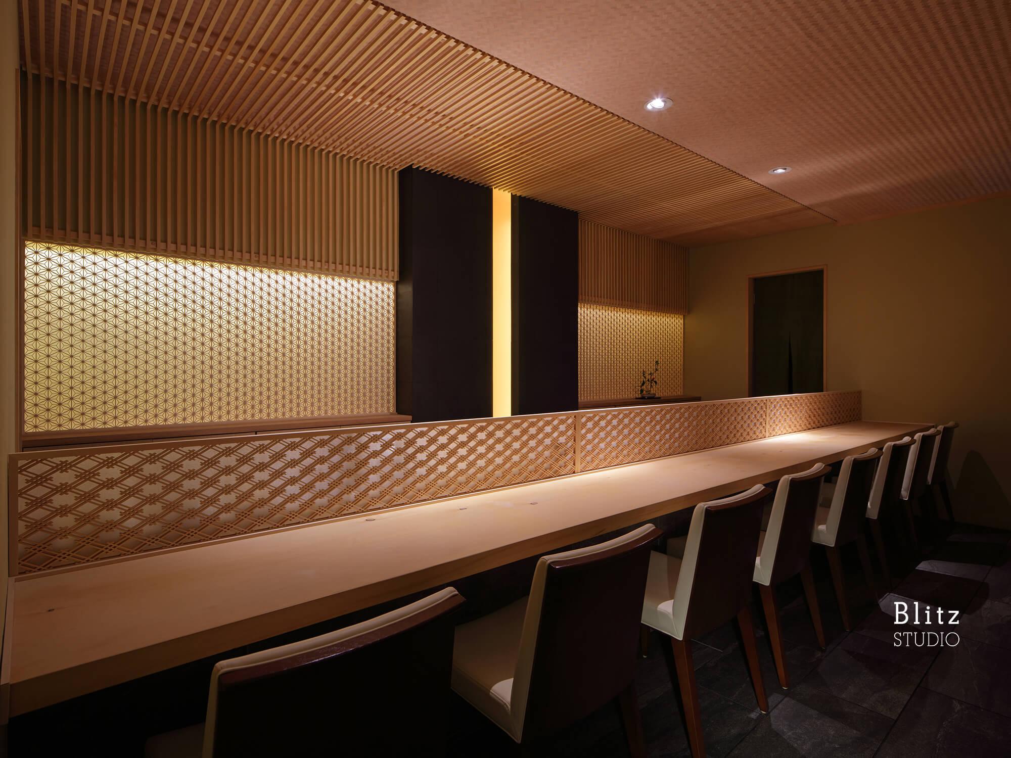 『割烹 やまだ』-北九州市小倉-建築写真・竣工写真・インテリア写真3