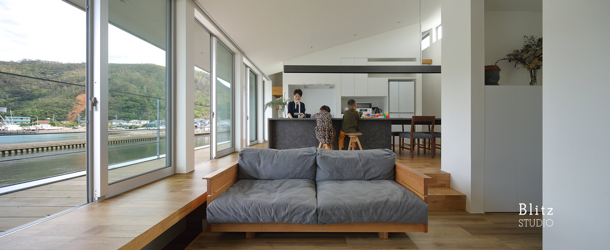 『名瀬鳩浜の家』-鹿児島県奄美大島-建築写真・竣工写真・インテリア写真5