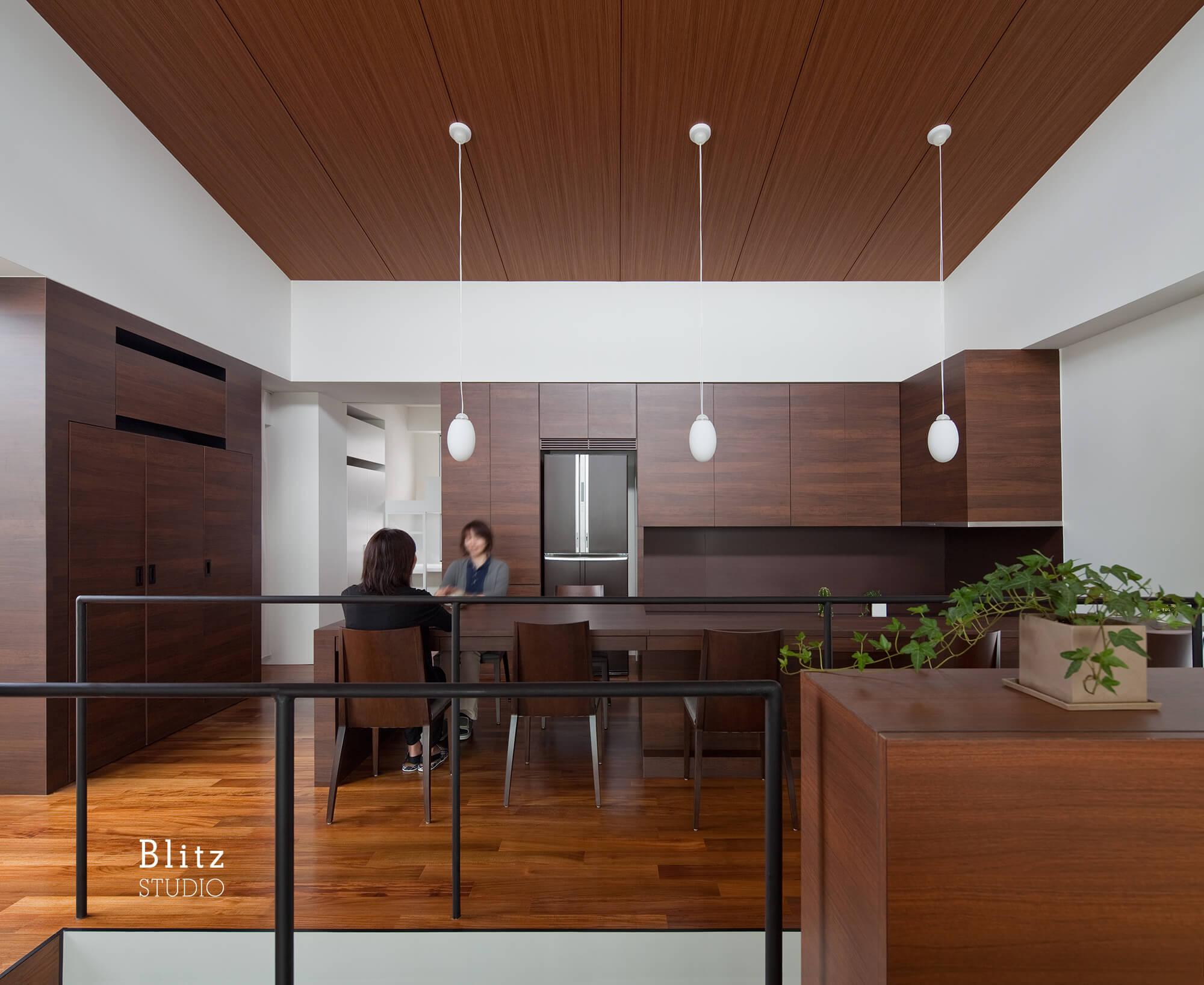 『新都心の住宅』建築写真・竣工写真・インテリア写真11