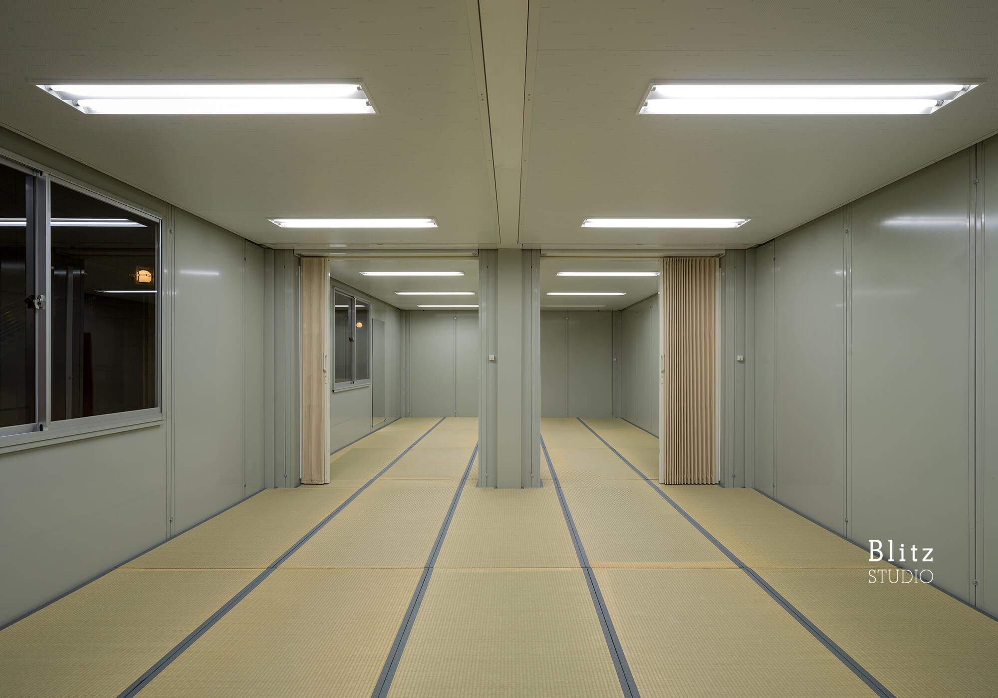 『諏訪神社 お旅所』建築写真・竣工写真・インテリア写真12