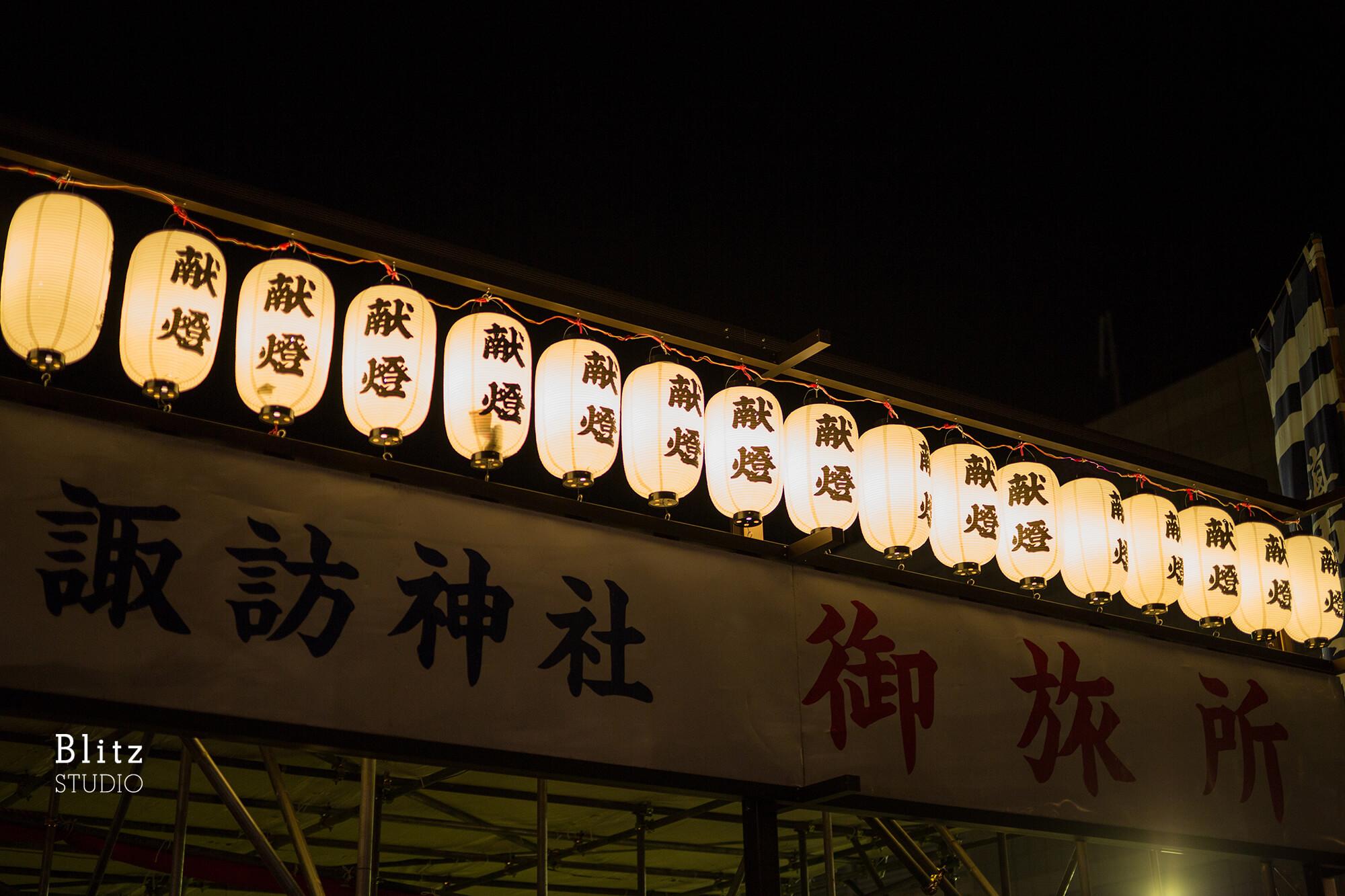 『諏訪神社 お旅所』建築写真・竣工写真・インテリア写真13