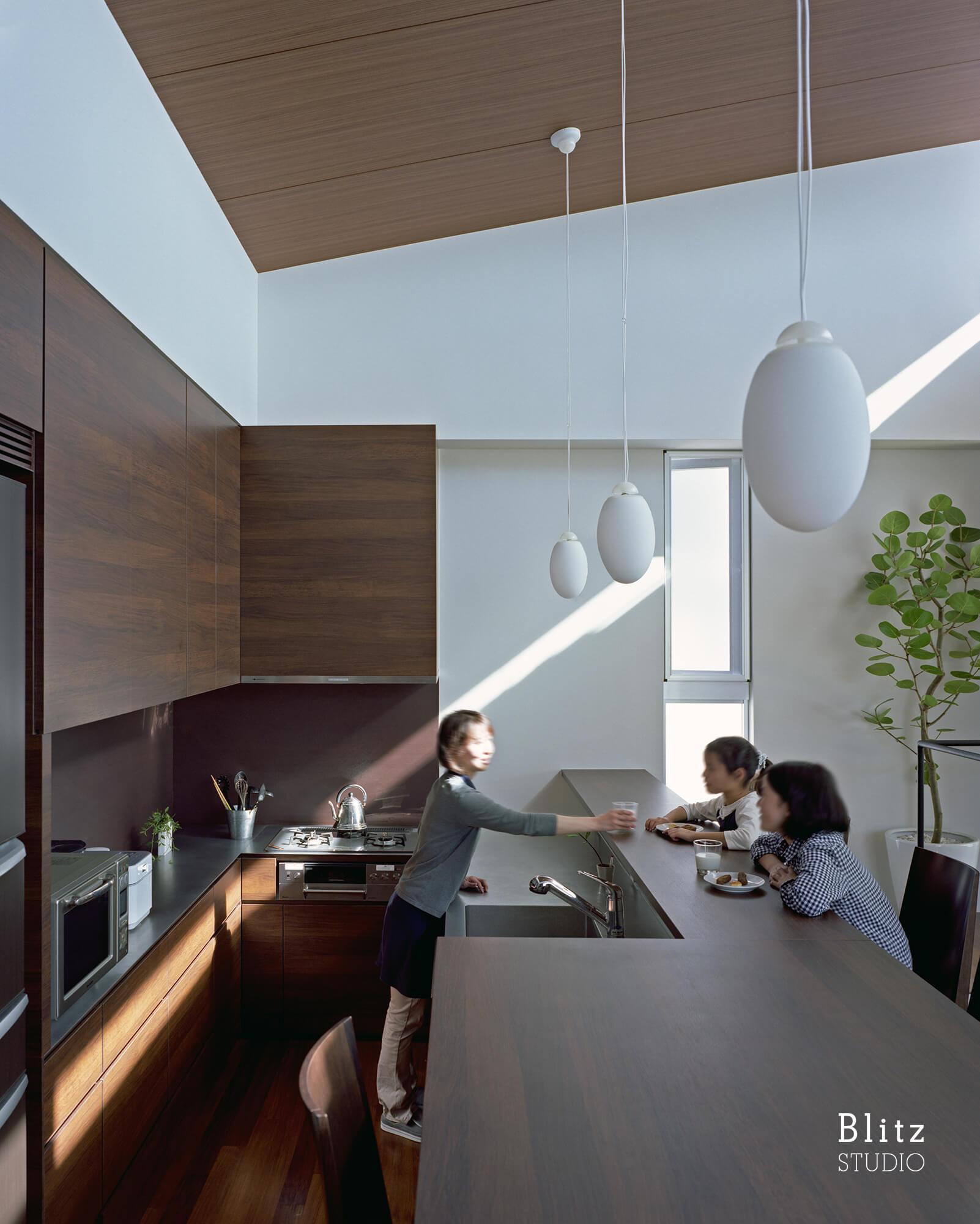 『新都心の住宅』建築写真・竣工写真・インテリア写真15