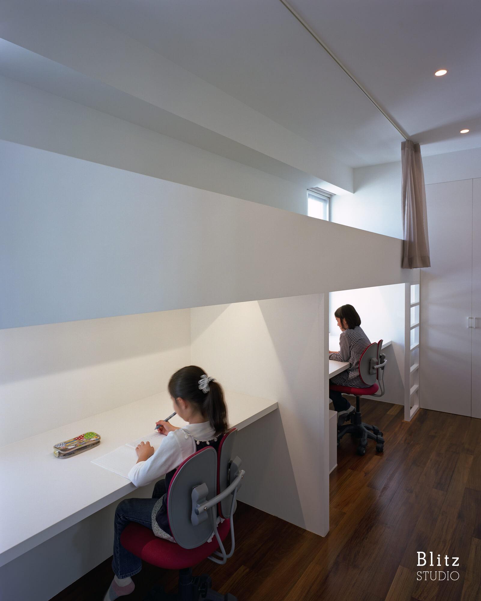 『新都心の住宅』建築写真・竣工写真・インテリア写真16