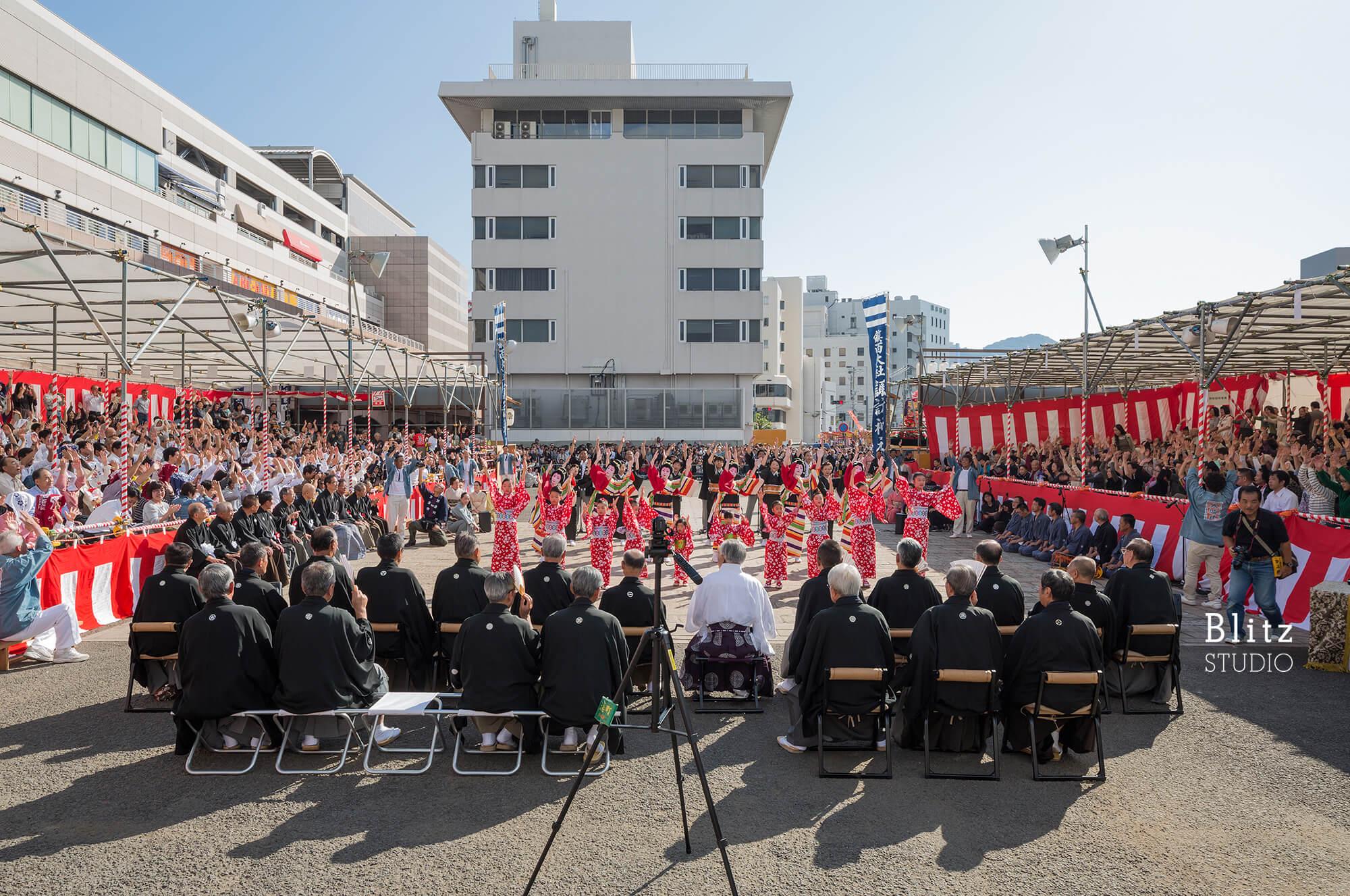 『諏訪神社 お旅所』建築写真・竣工写真・インテリア写真17