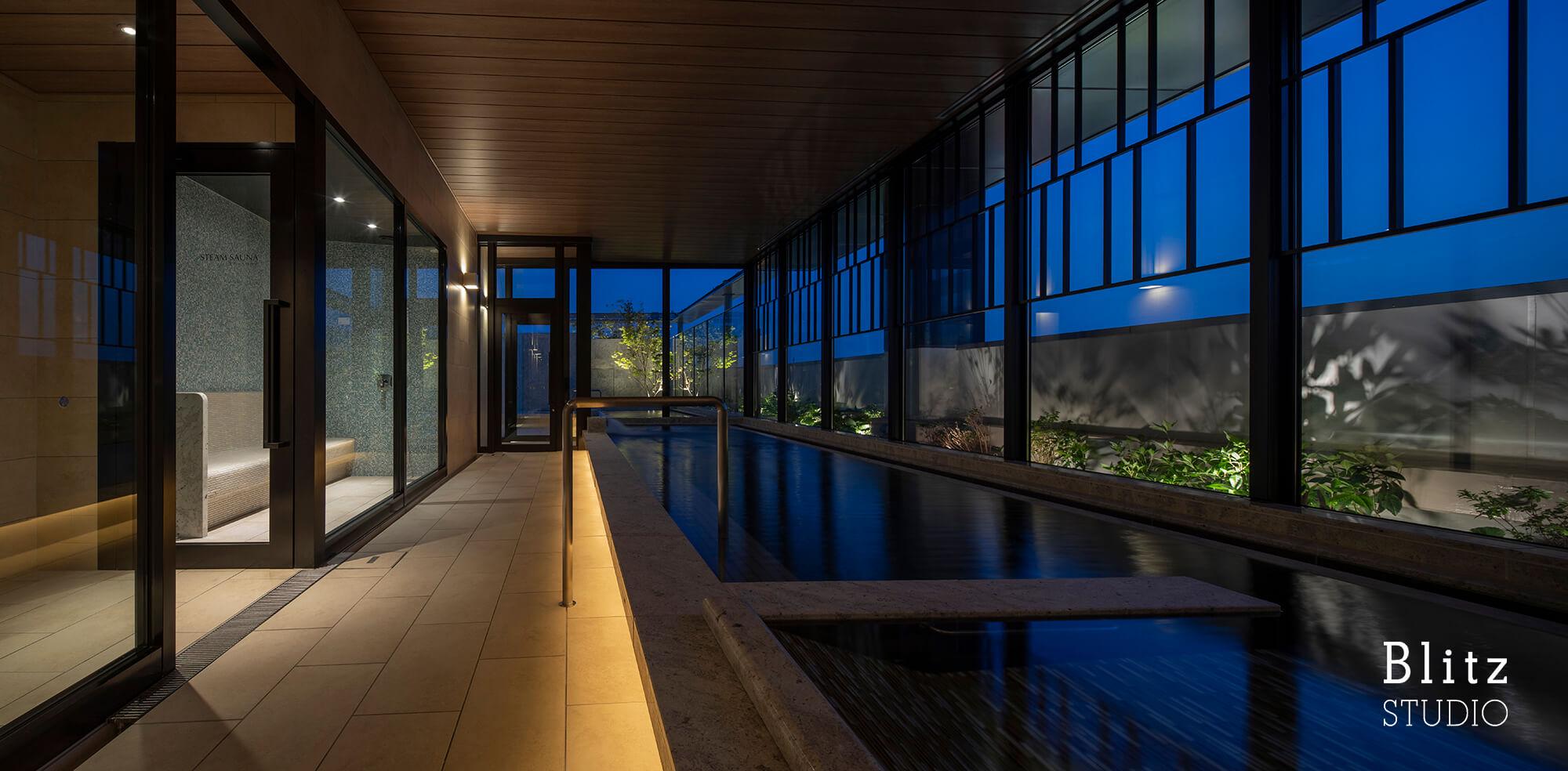 『三井ガーデンホテル福岡祇園』建築写真・竣工写真・インテリア写真19