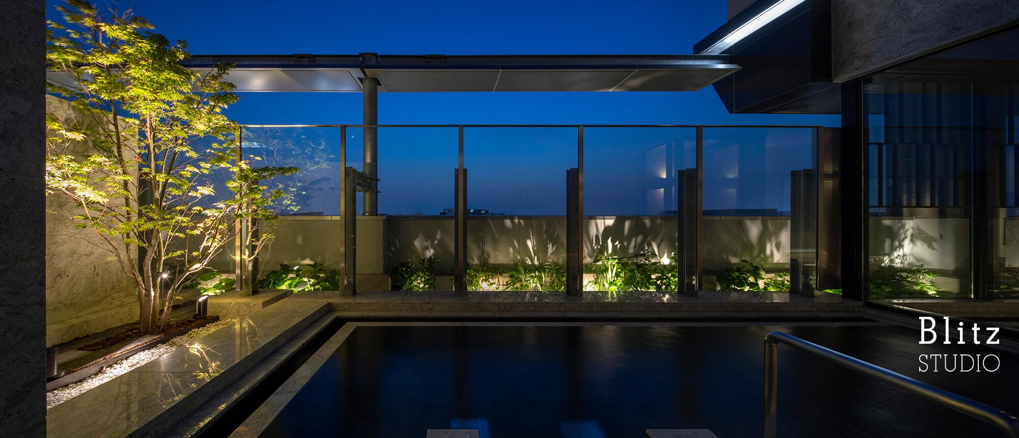 『三井ガーデンホテル福岡祇園』建築写真・竣工写真・インテリア写真20