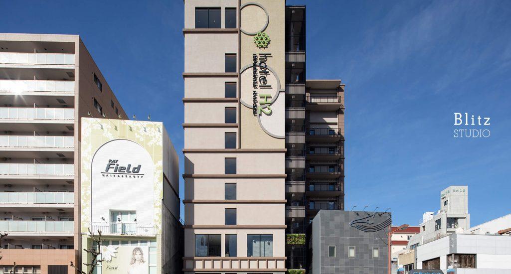 『hotel H2 Trip & Business Nagasaki』-長崎県長崎市-建築写真・竣工写真・インテリア写真