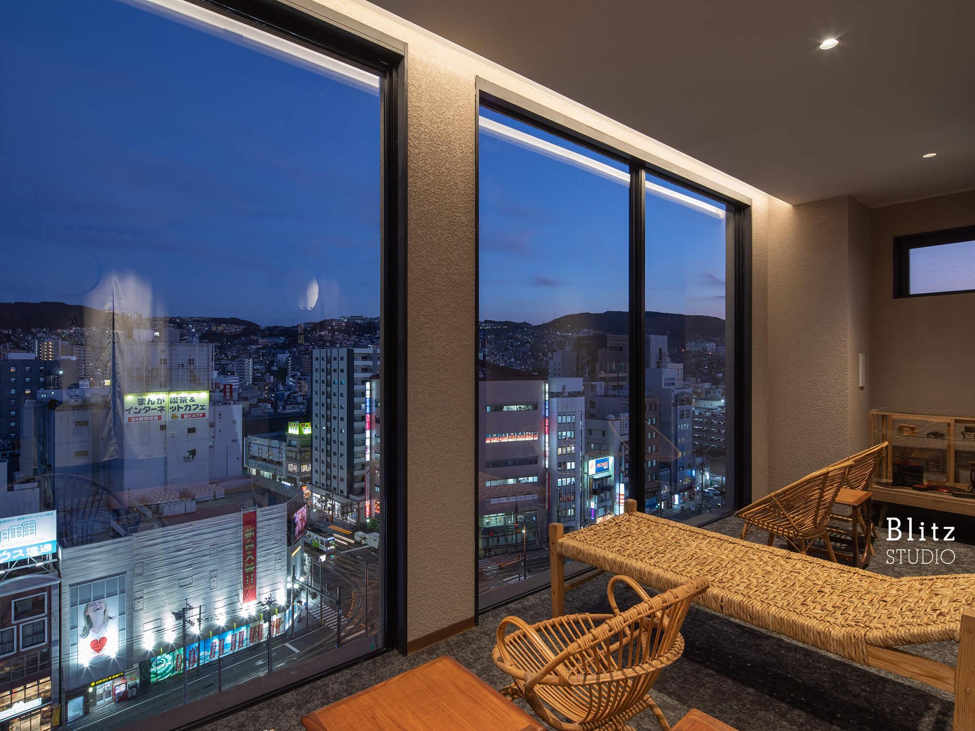 『hotel H2 Trip & Business Nagasaki』建築写真・竣工写真・インテリア写真15