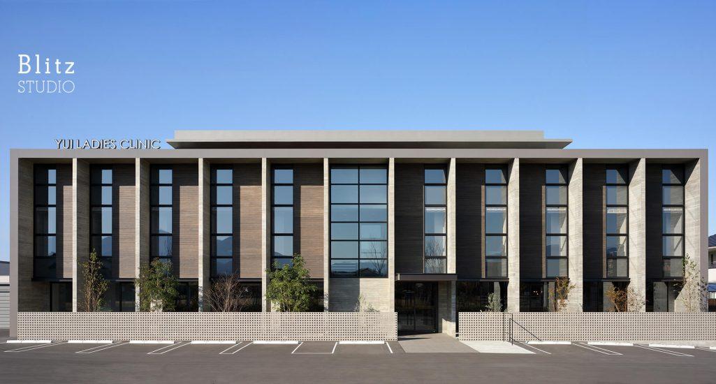 『ゆいレディースクリニック』-福岡県糟屋郡-建築写真・竣工写真・インテリア写真