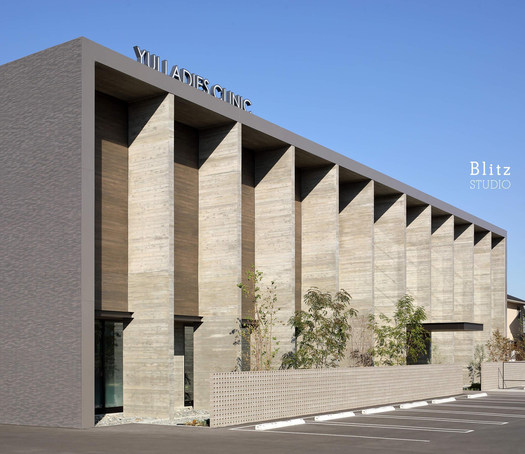 『ゆいレディースクリニック』-福岡県糟屋郡-建築写真・竣工写真・インテリア写真2