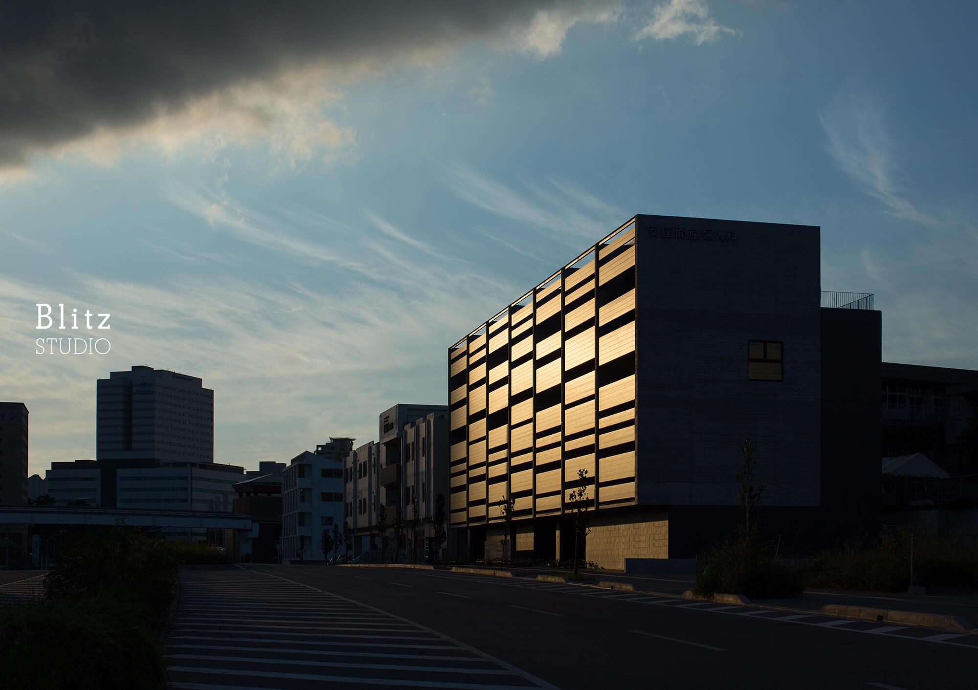 『安座間産婦人科』建築写真・竣工写真・インテリア写真7