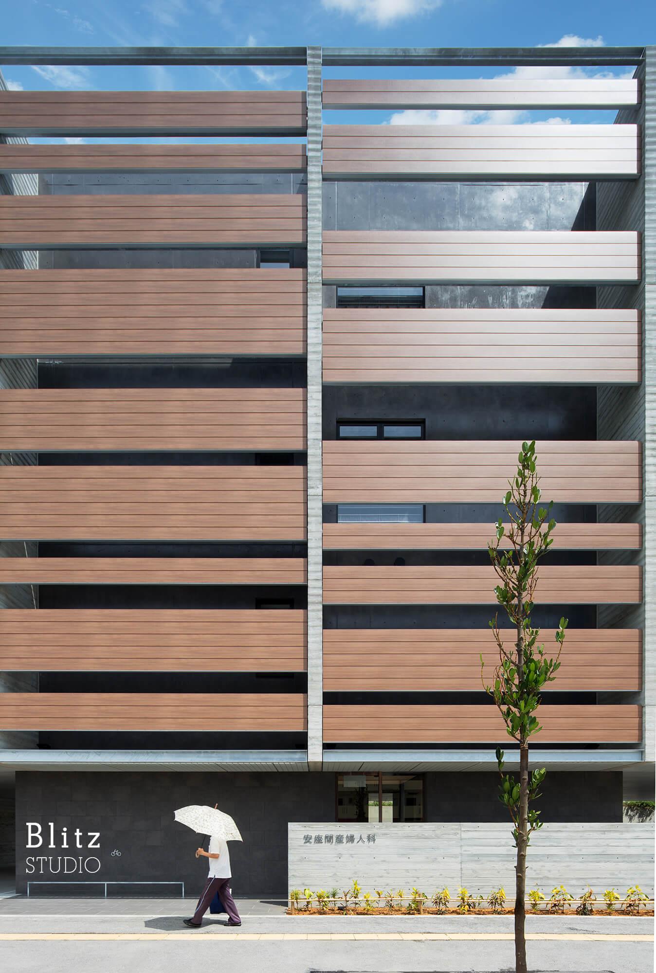 『安座間産婦人科』-沖縄県那覇市-建築写真・竣工写真・インテリア写真5