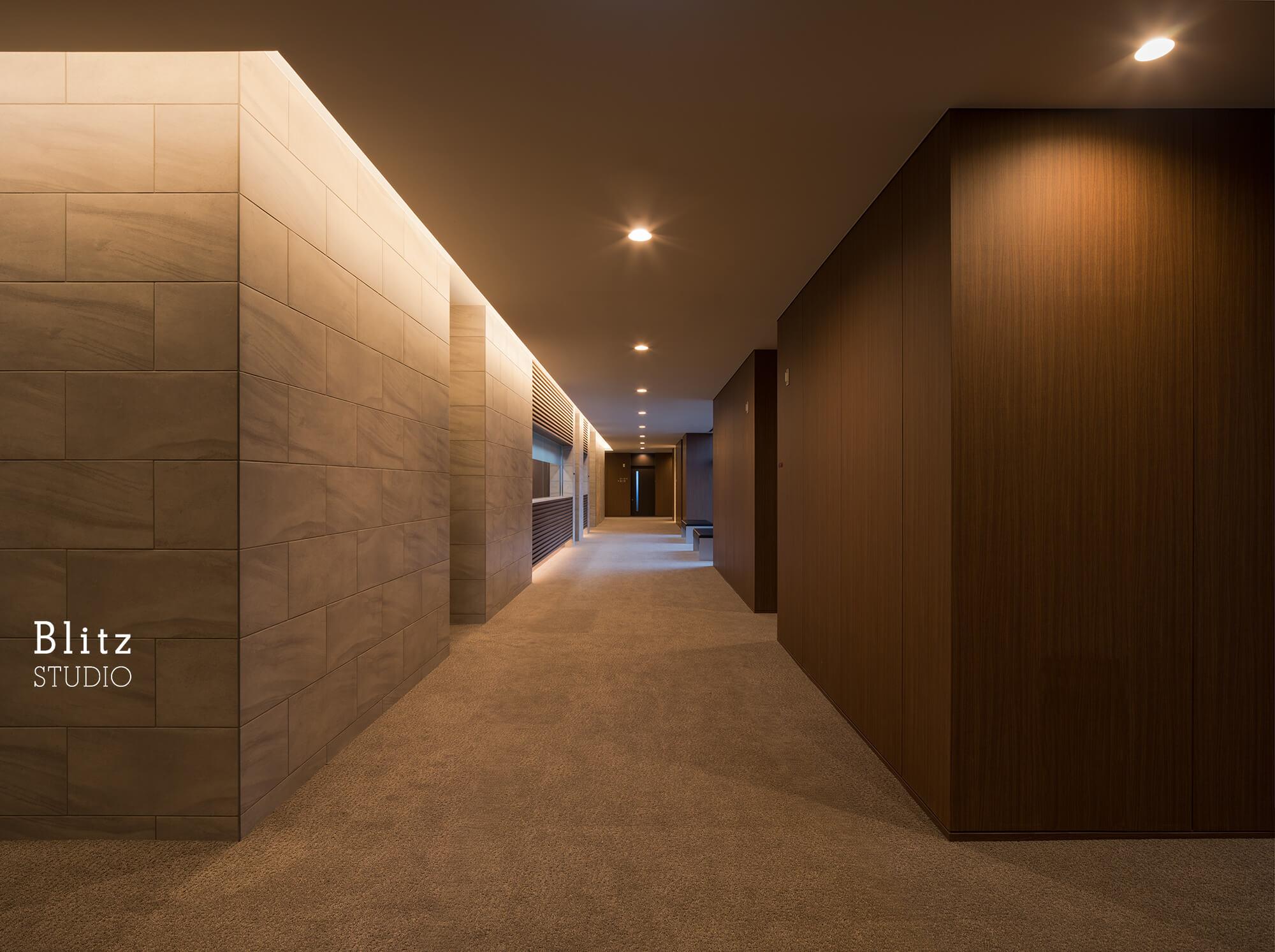 『桜ヶ丘病院』建築写真・竣工写真・インテリア写真11