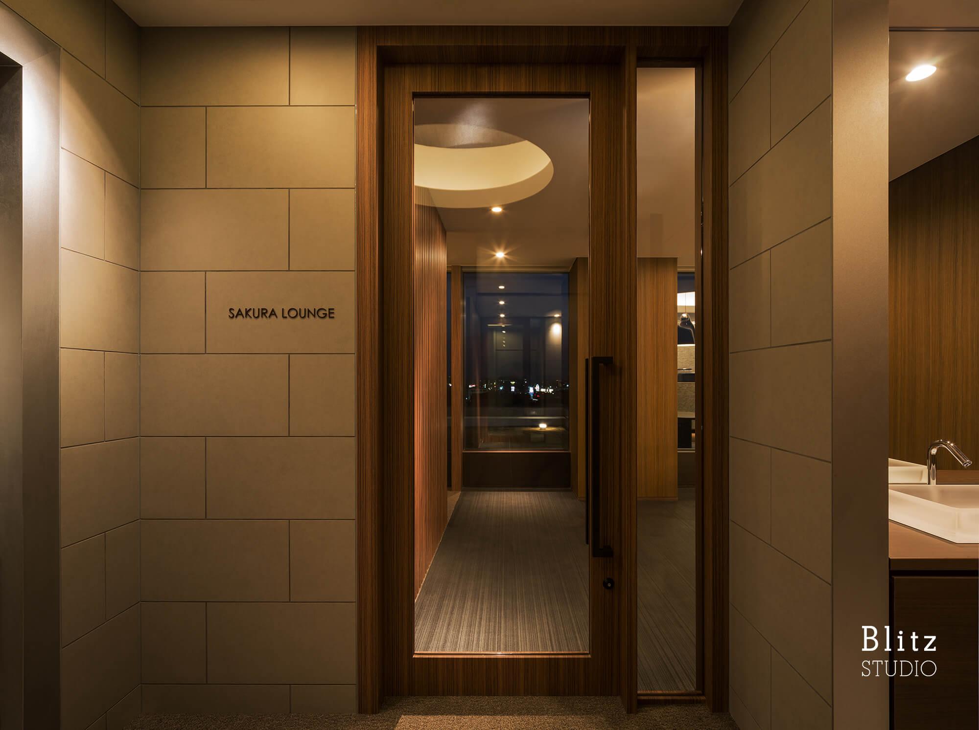 『桜ヶ丘病院』建築写真・竣工写真・インテリア写真14