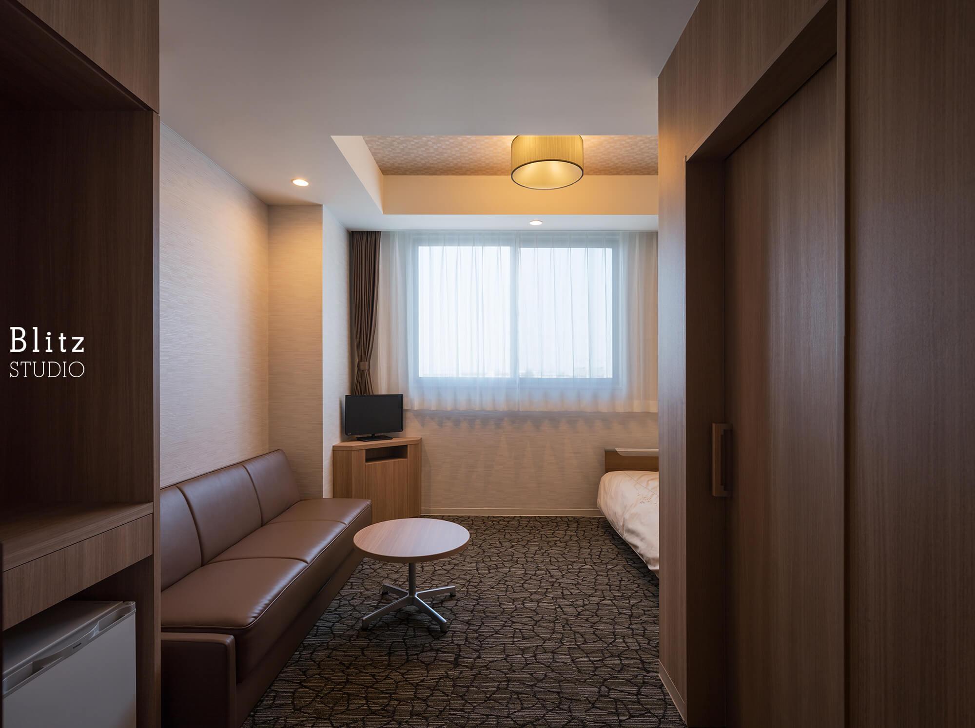 『桜ヶ丘病院』建築写真・竣工写真・インテリア写真13