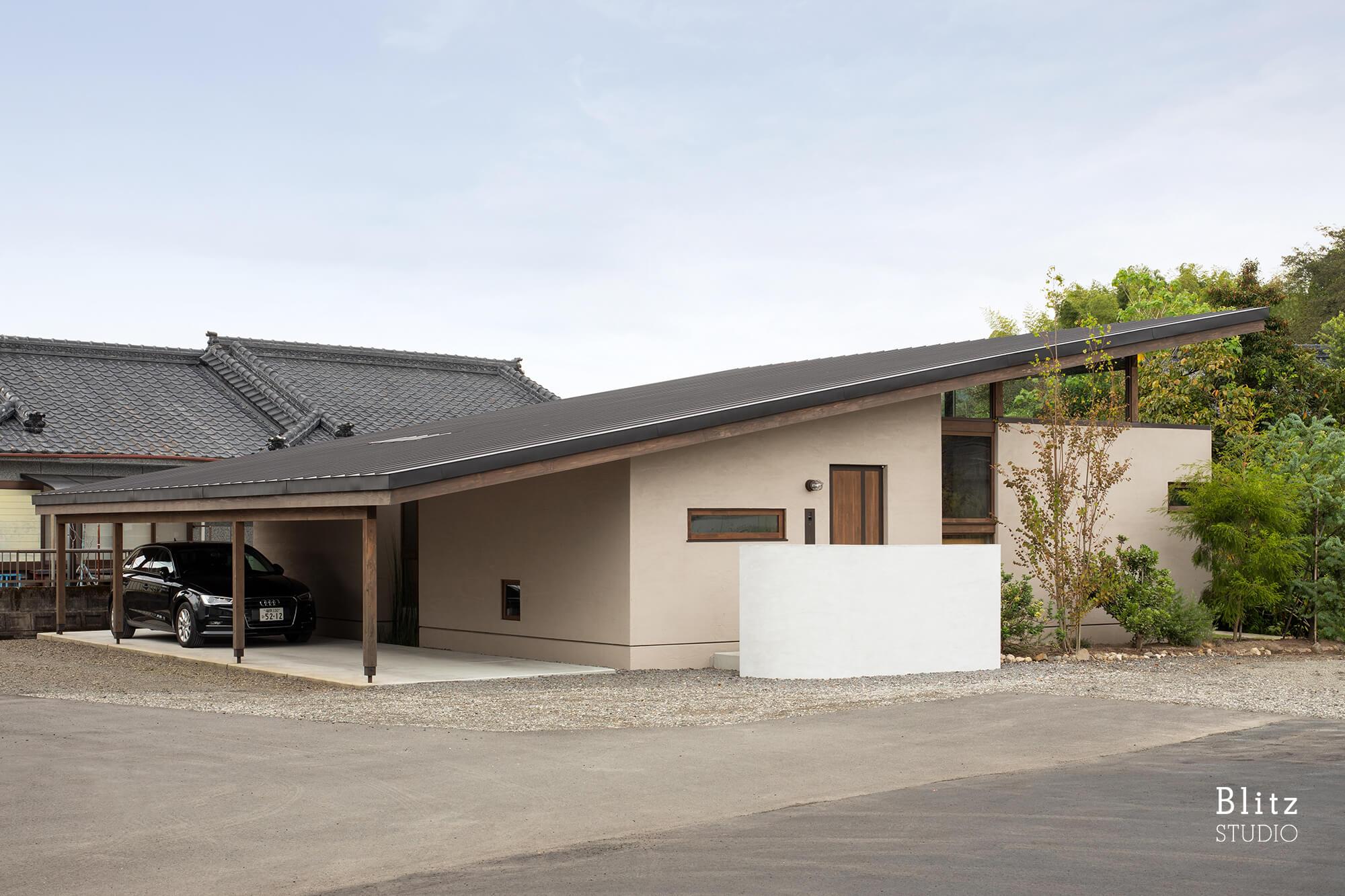 『姶良の家』-鹿児島県姶良市-建築写真・竣工写真・インテリア写真1