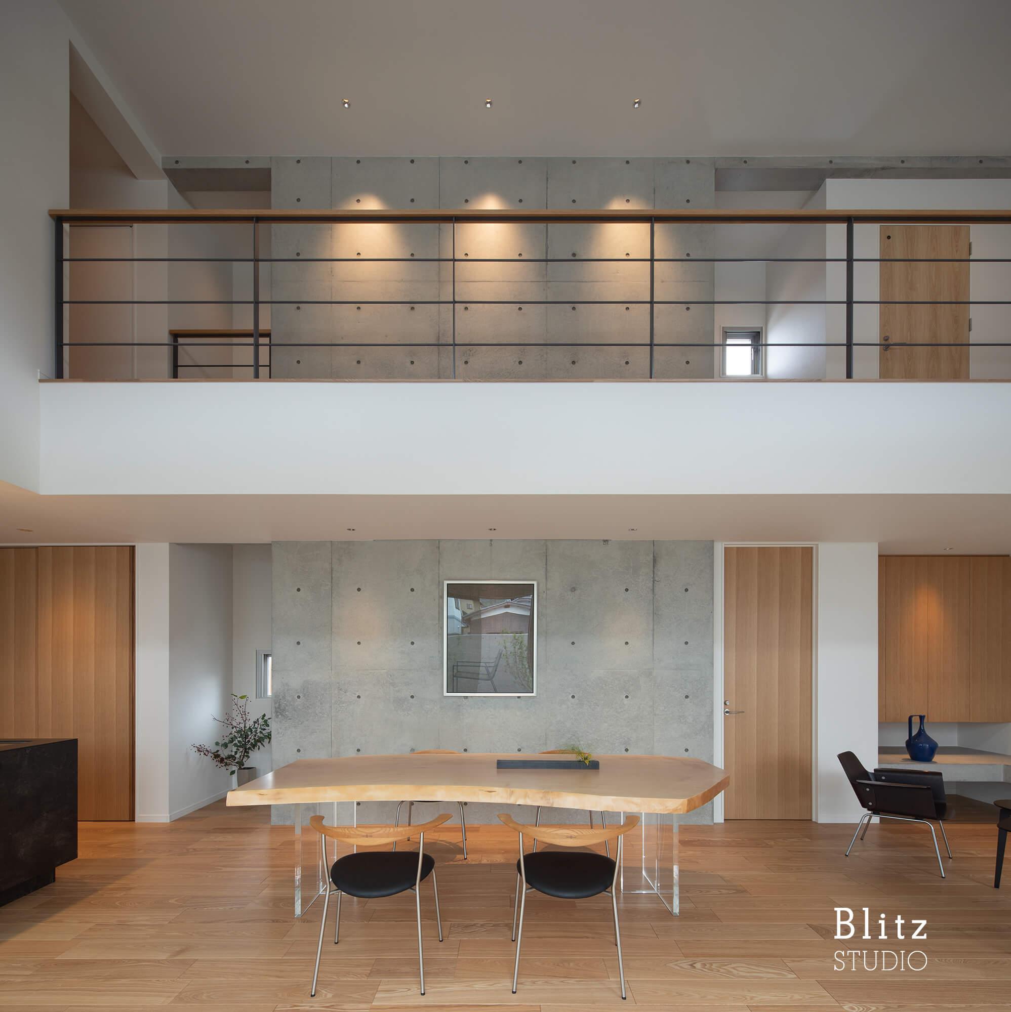 『HI house』建築写真・竣工写真・インテリア写真12