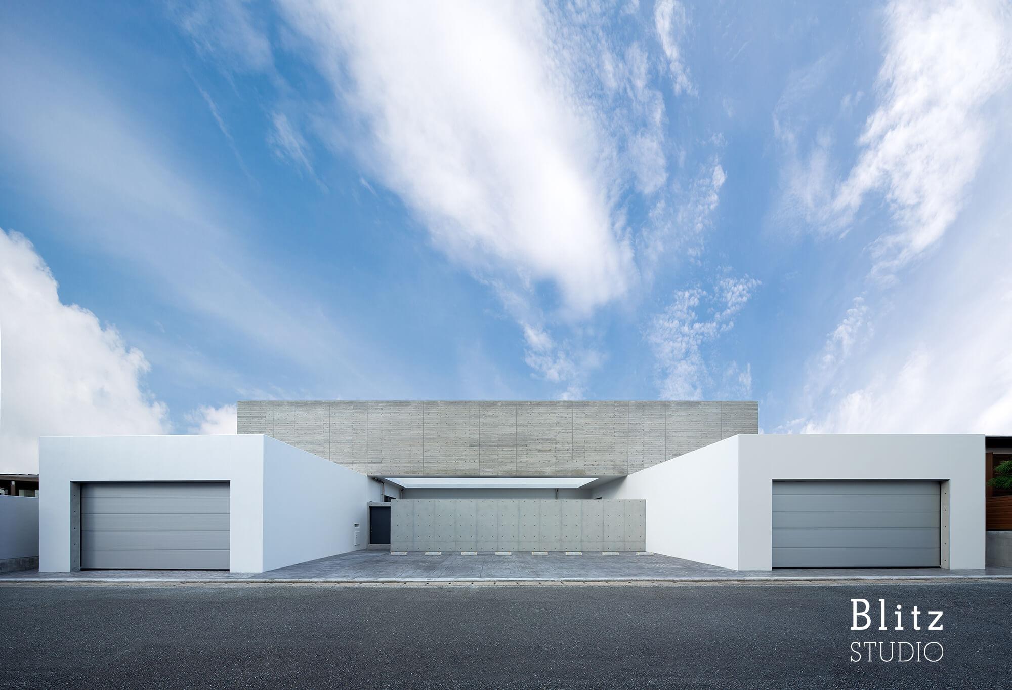 『HI house』-福岡市-建築写真・竣工写真・インテリア写真1