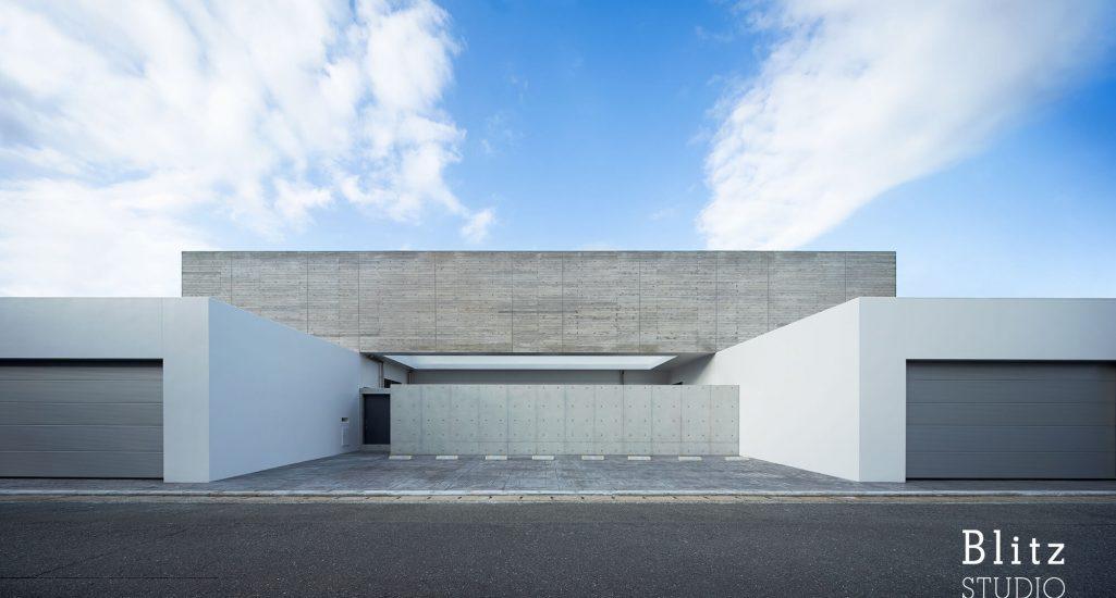 『HI house』-福岡市-建築写真・竣工写真・インテリア写真