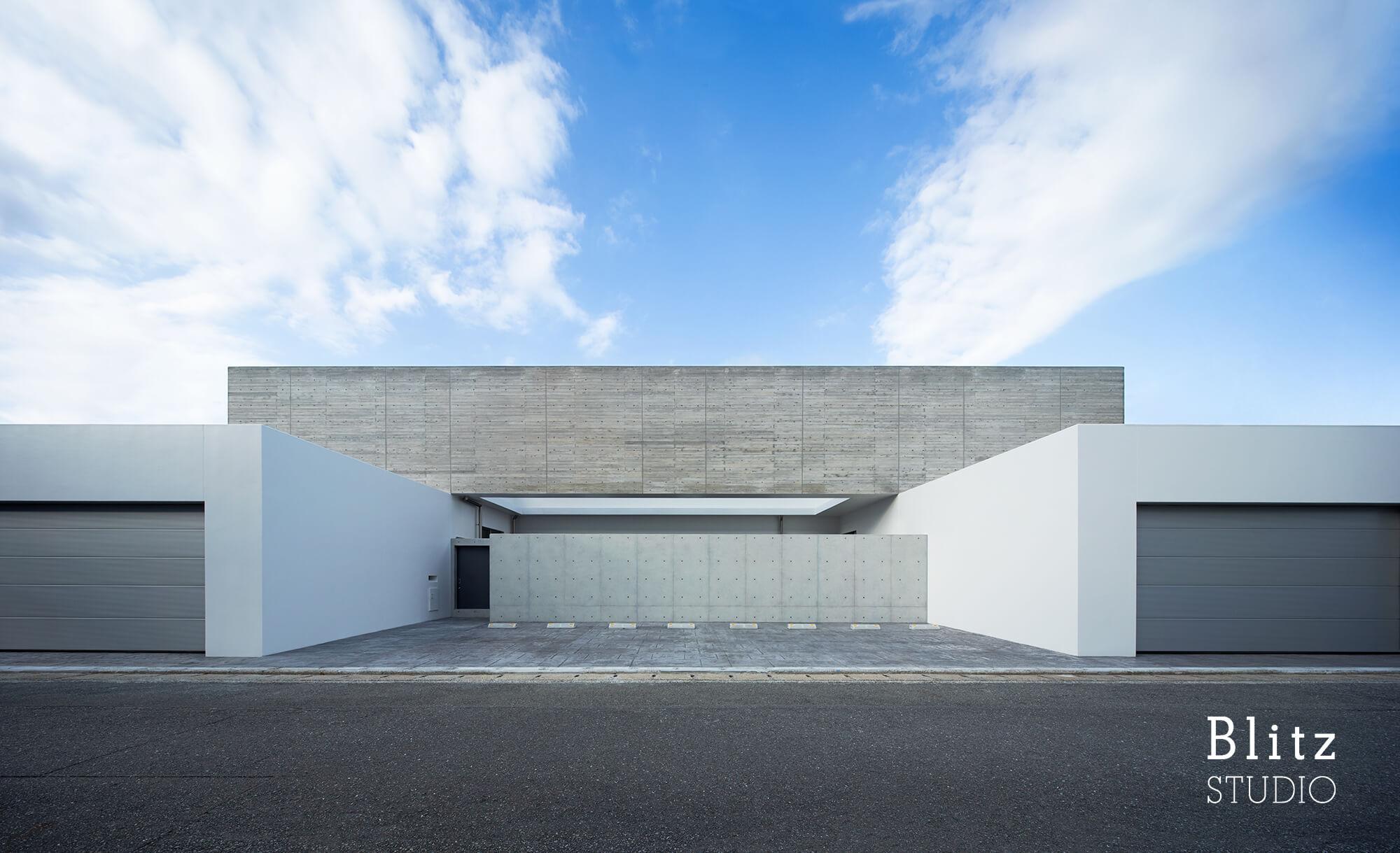 『HI house』-福岡市-建築写真・竣工写真・インテリア写真2