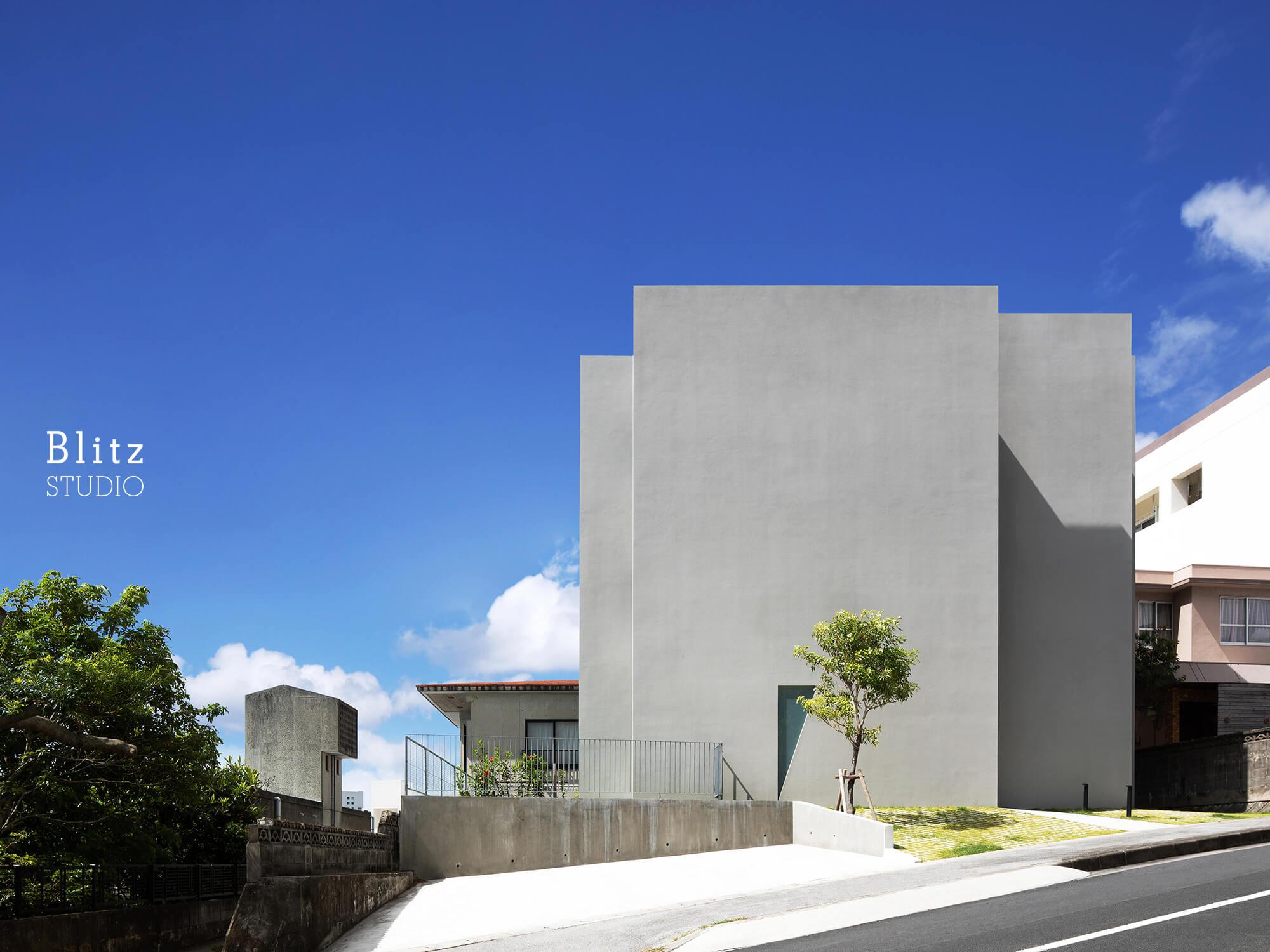 『松島の家』-沖縄県那覇市-建築写真・竣工写真・インテリア写真2