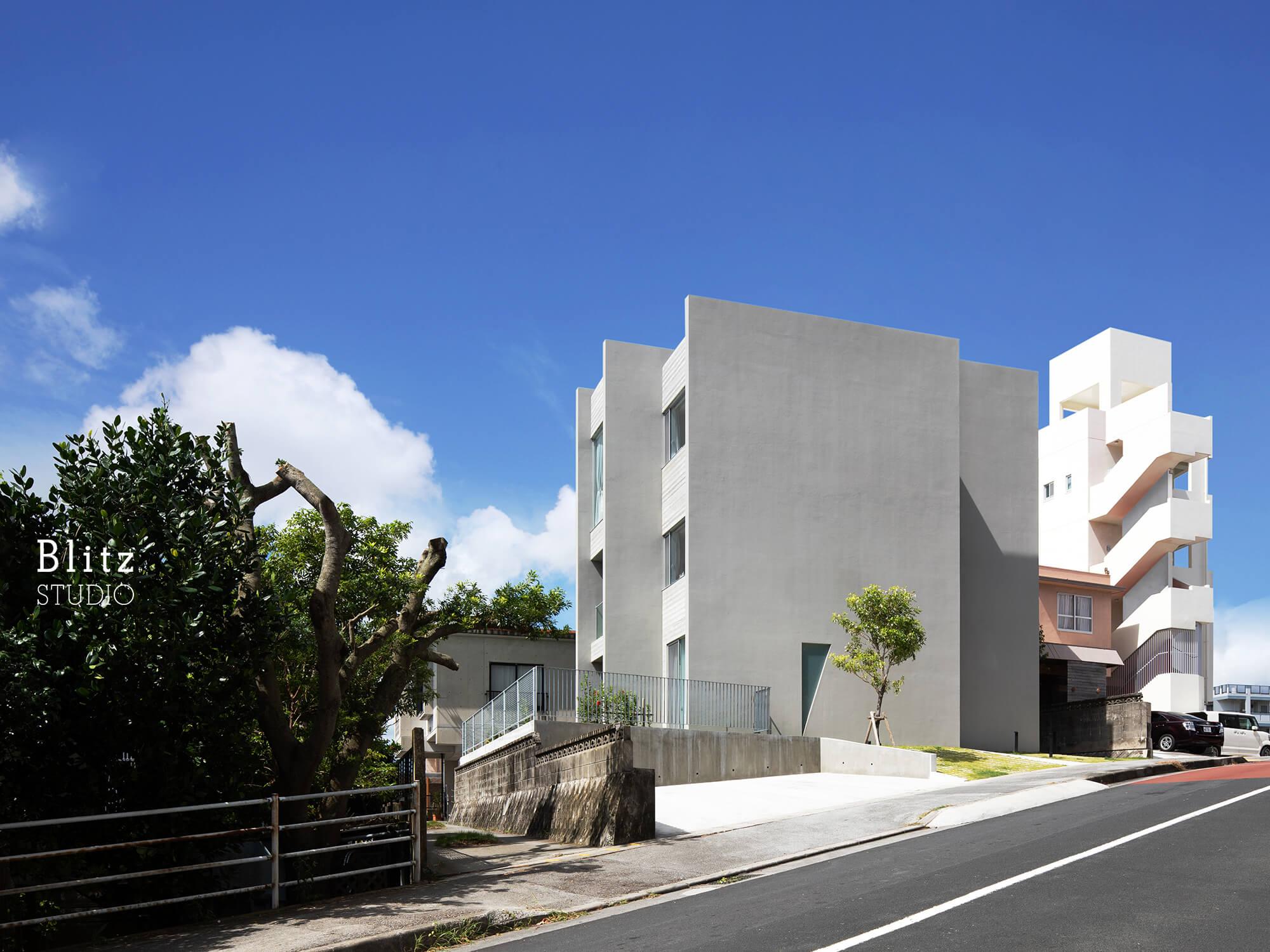 『松島の家』-沖縄県那覇市-建築写真・竣工写真・インテリア写真3