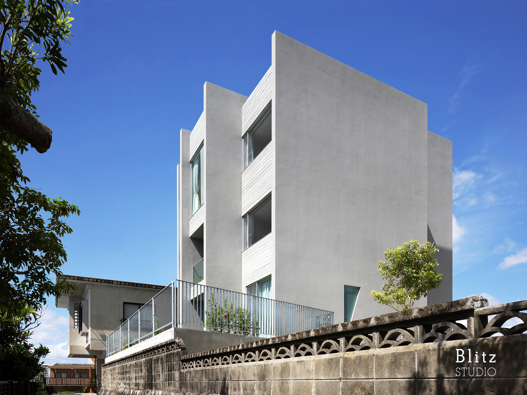 『松島の家』-沖縄県那覇市-建築写真・竣工写真・インテリア写真4