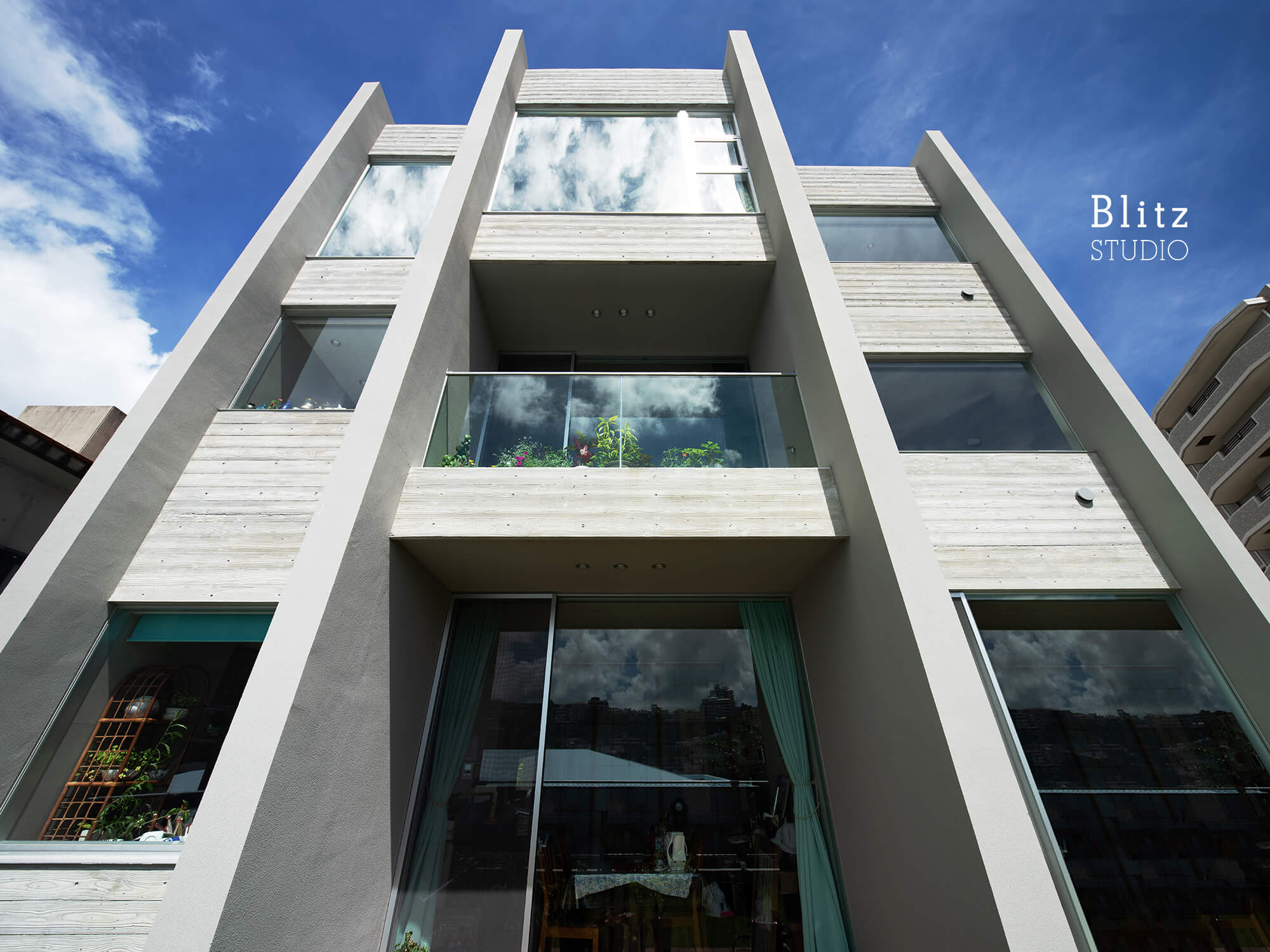 『松島の家』建築写真・竣工写真・インテリア写真6