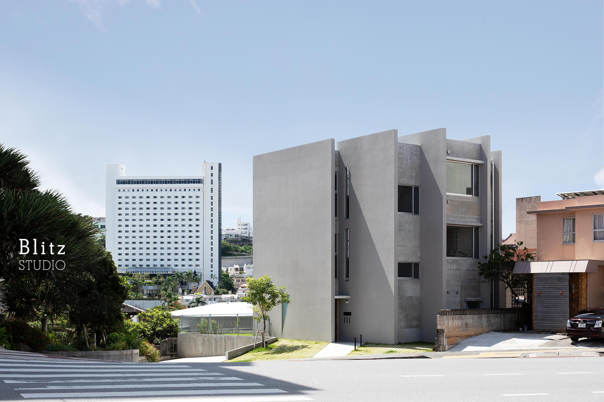 『松島の家』-沖縄県那覇市-建築写真・竣工写真・インテリア写真5