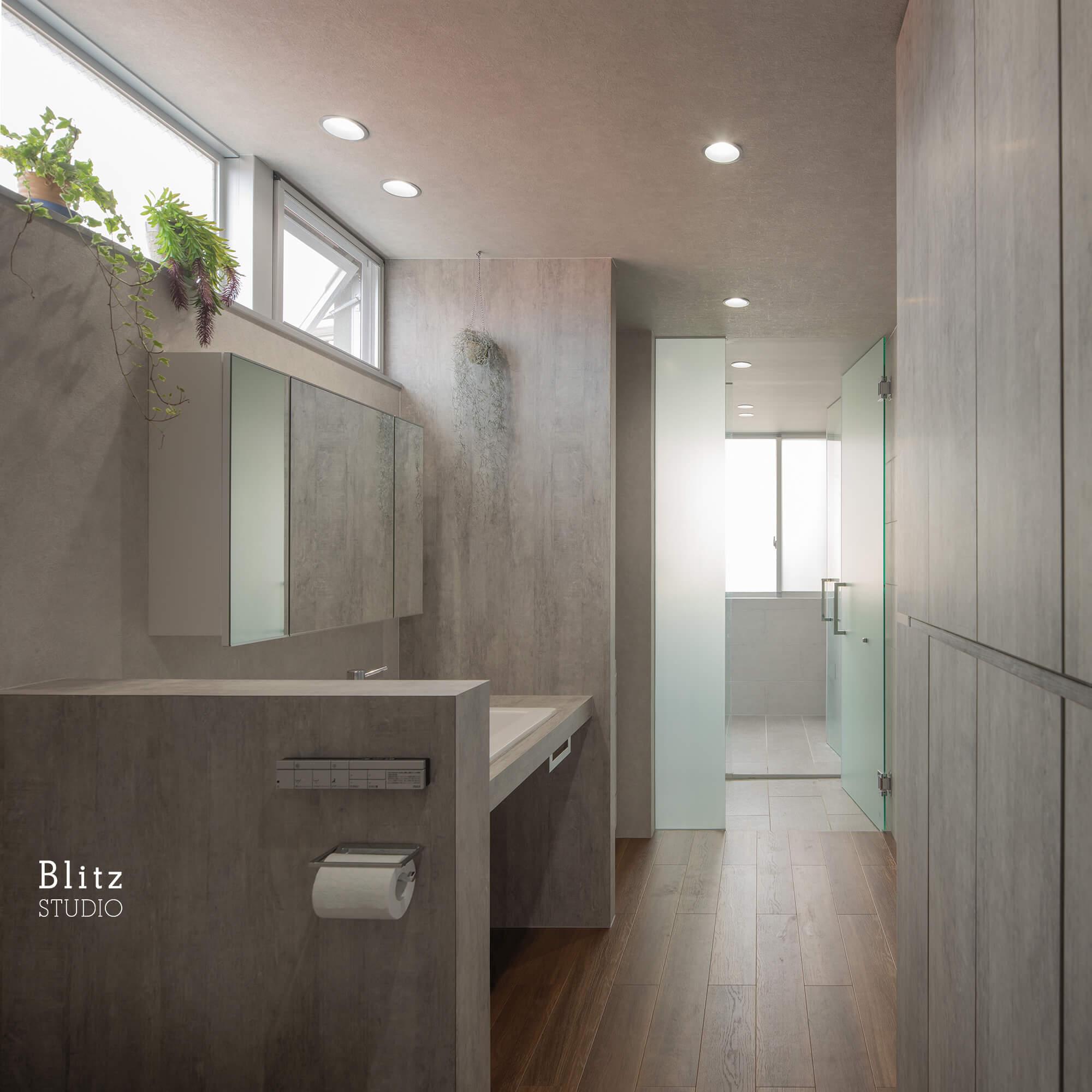 『松島の家』建築写真・竣工写真・インテリア写真13