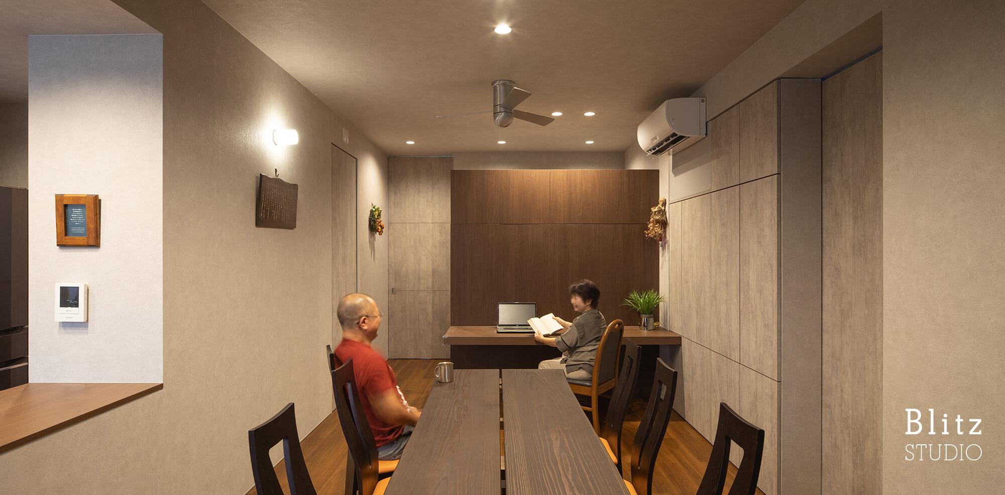 『松島の家』建築写真・竣工写真・インテリア写真17