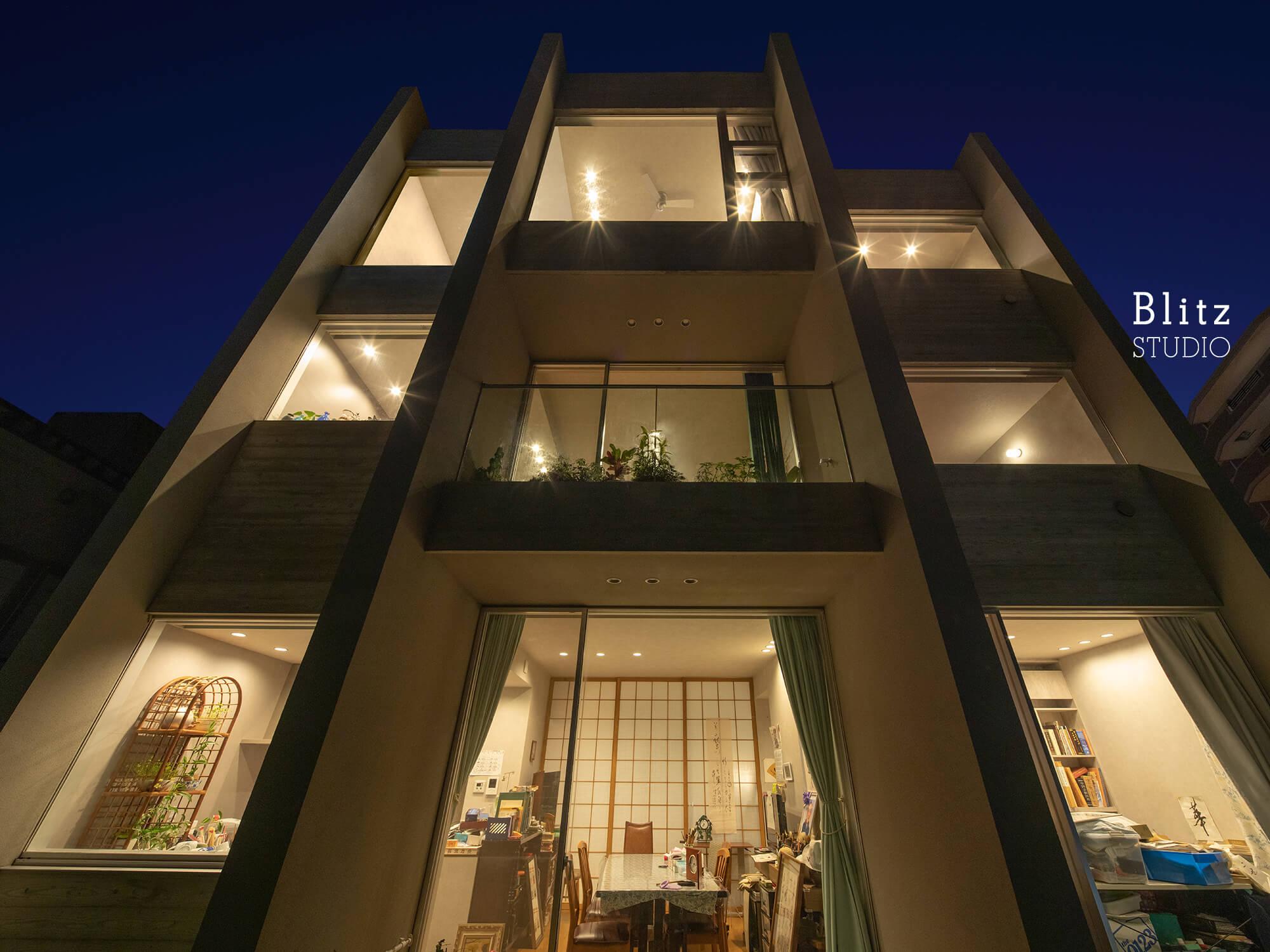 『松島の家』建築写真・竣工写真・インテリア写真9