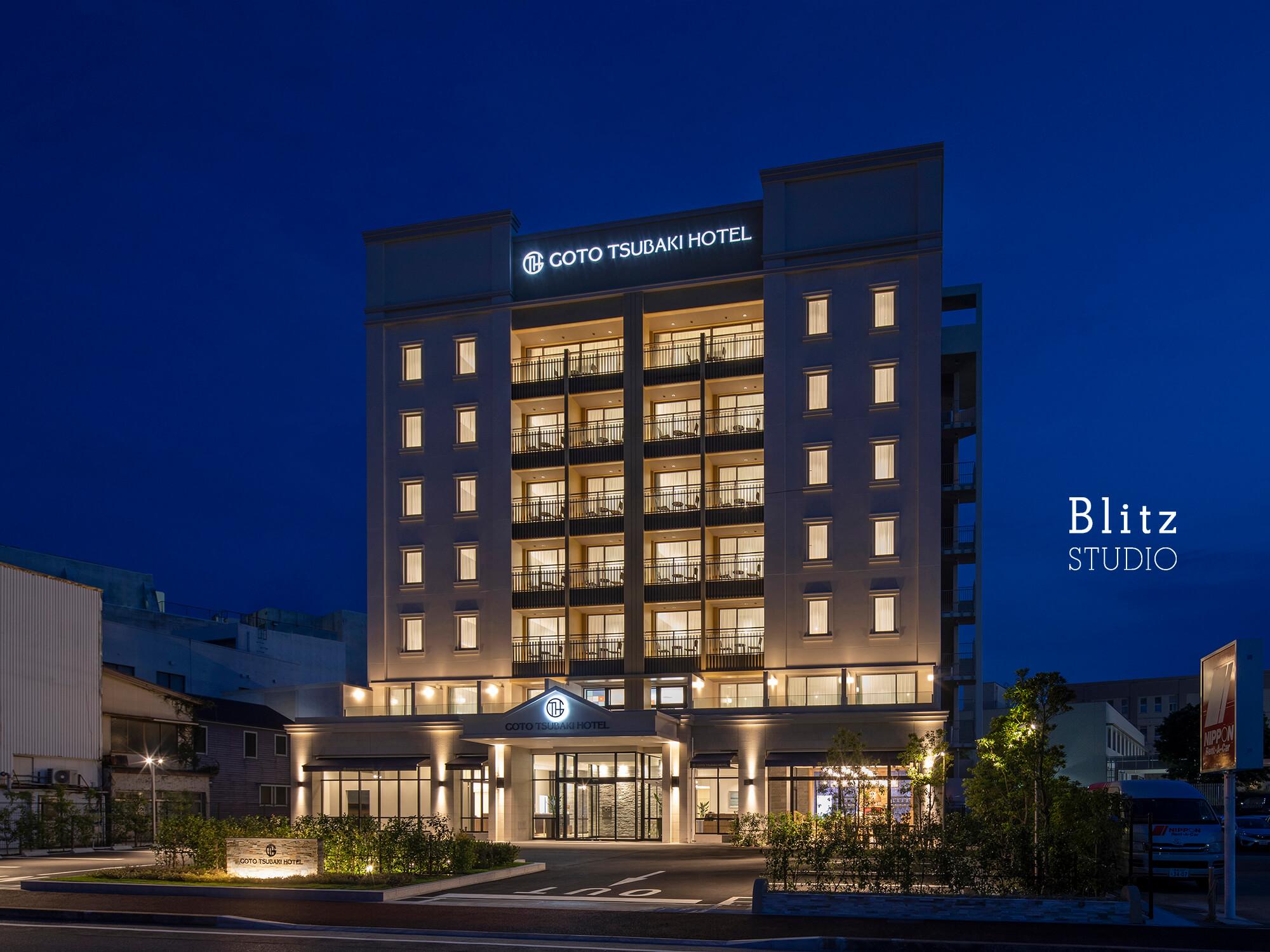 『GOTO TSUBAKI HOTEL』-長崎県五島市-建築写真・竣工写真・インテリア写真4