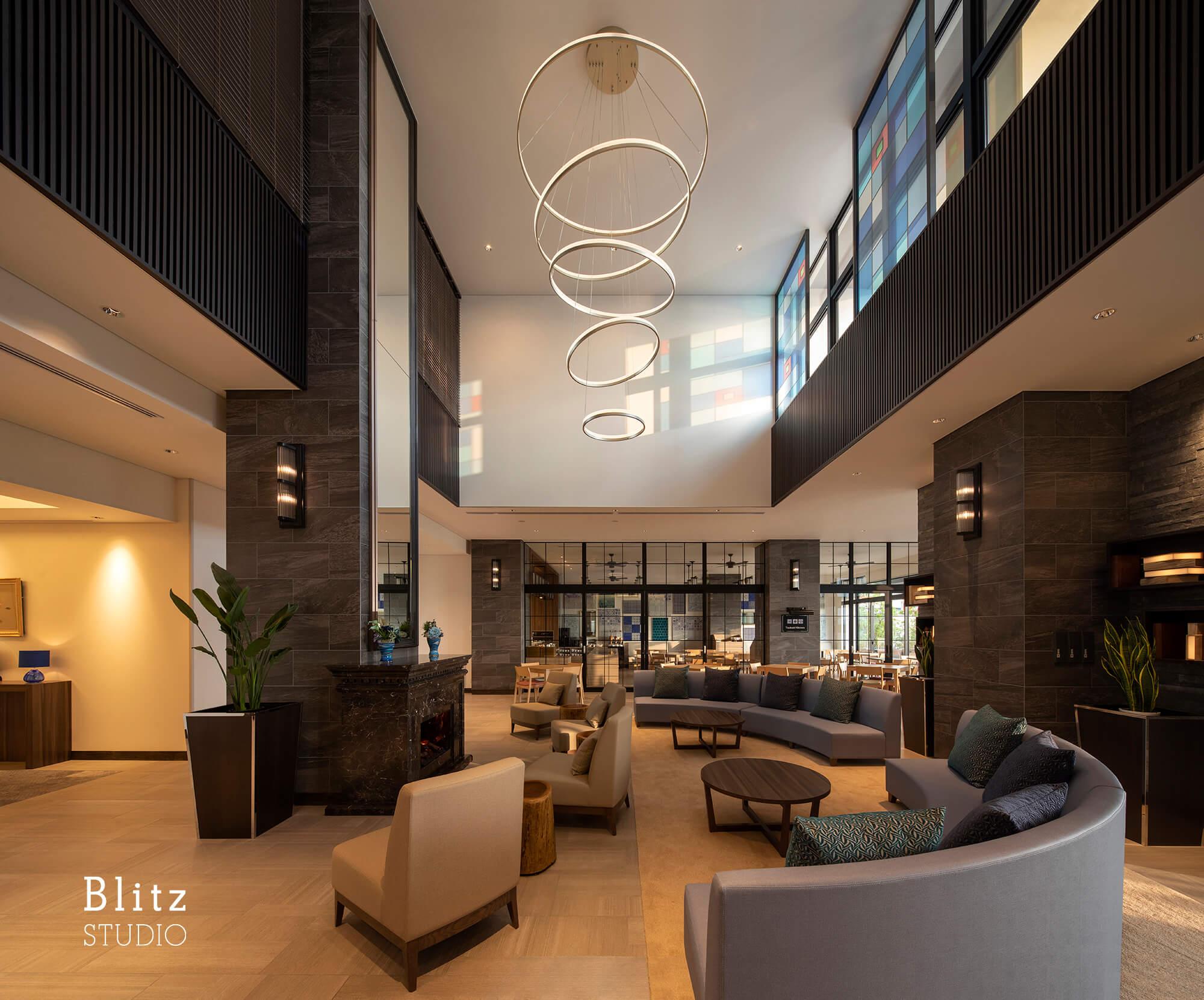 『GOTO TSUBAKI HOTEL』建築写真・竣工写真・インテリア写真6