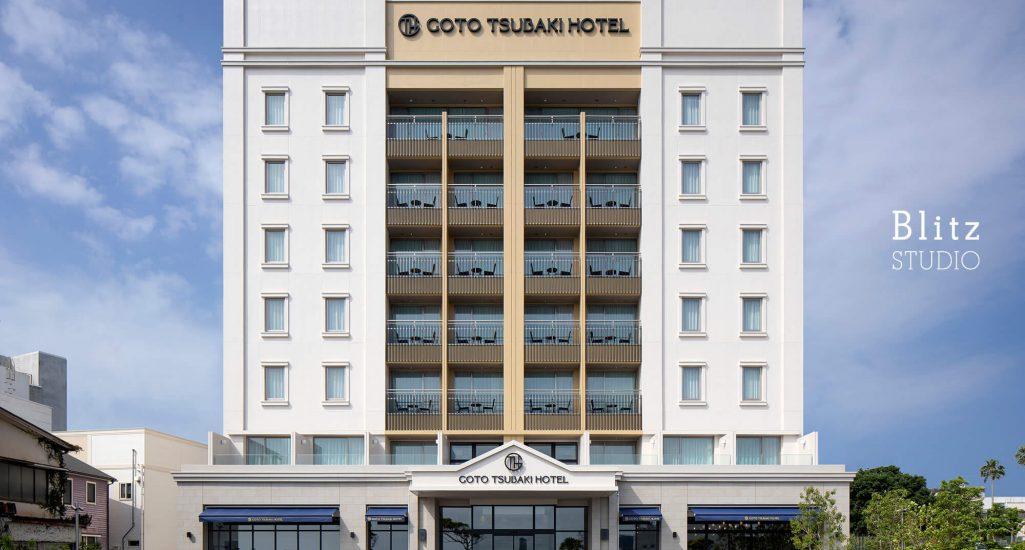 『GOTO TSUBAKI HOTEL』-長崎県五島市-建築写真・竣工写真・インテリア写真