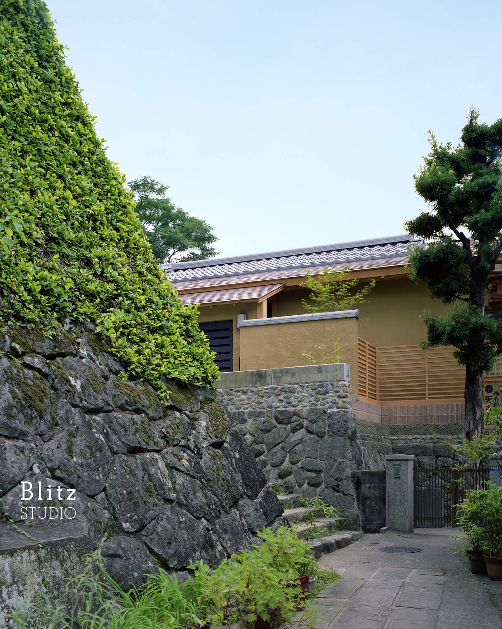 『諏訪神社職舎』-長崎県長崎市-建築写真・竣工写真・インテリア写真1