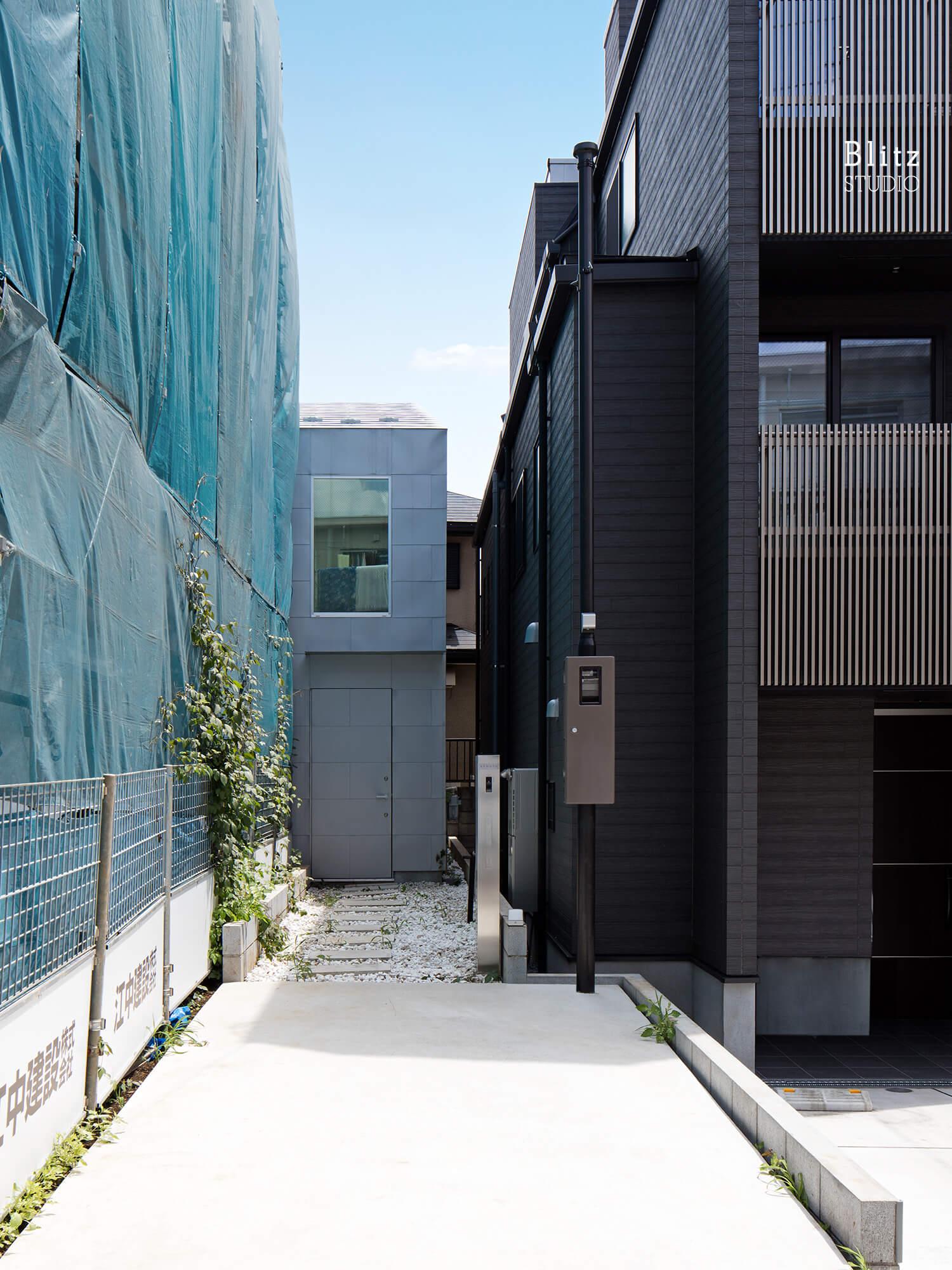 『目黒の家』-東京都目黒区-建築写真・竣工写真・インテリア写真1