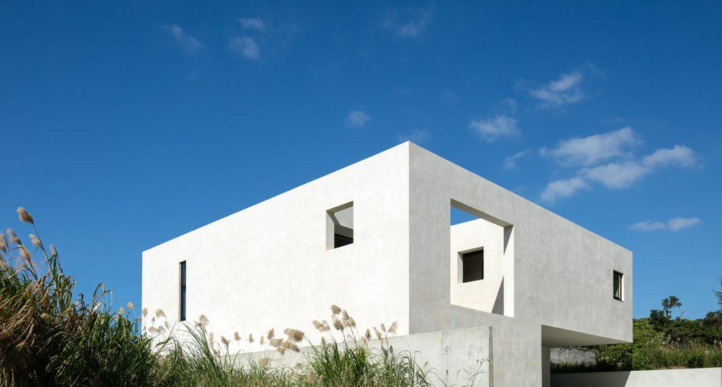 『北谷の住宅』-沖縄県中頭郡-建築写真・竣工写真・インテリア写真