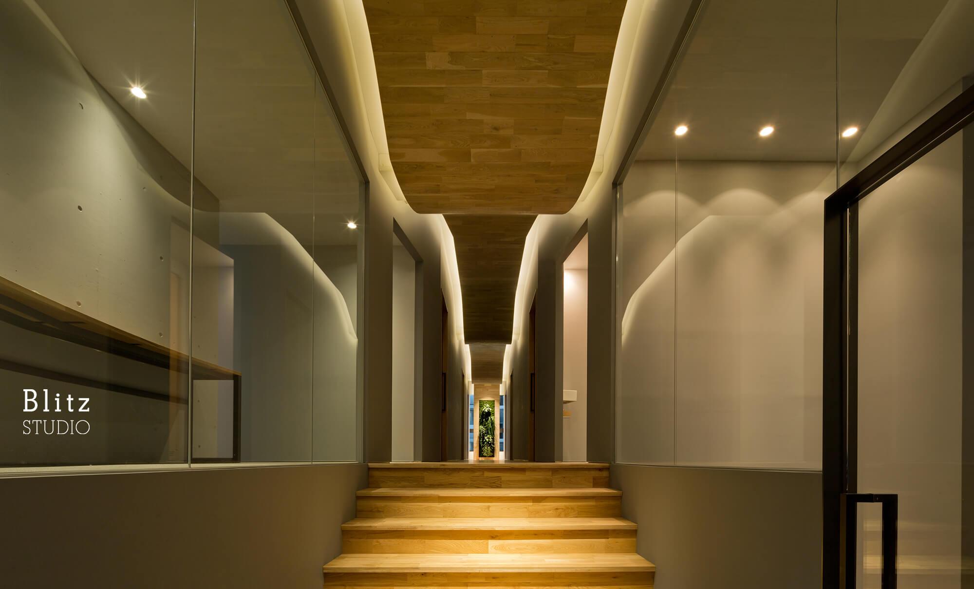 『INTEN』-福岡県福岡市-建築写真・竣工写真・インテリア写真1